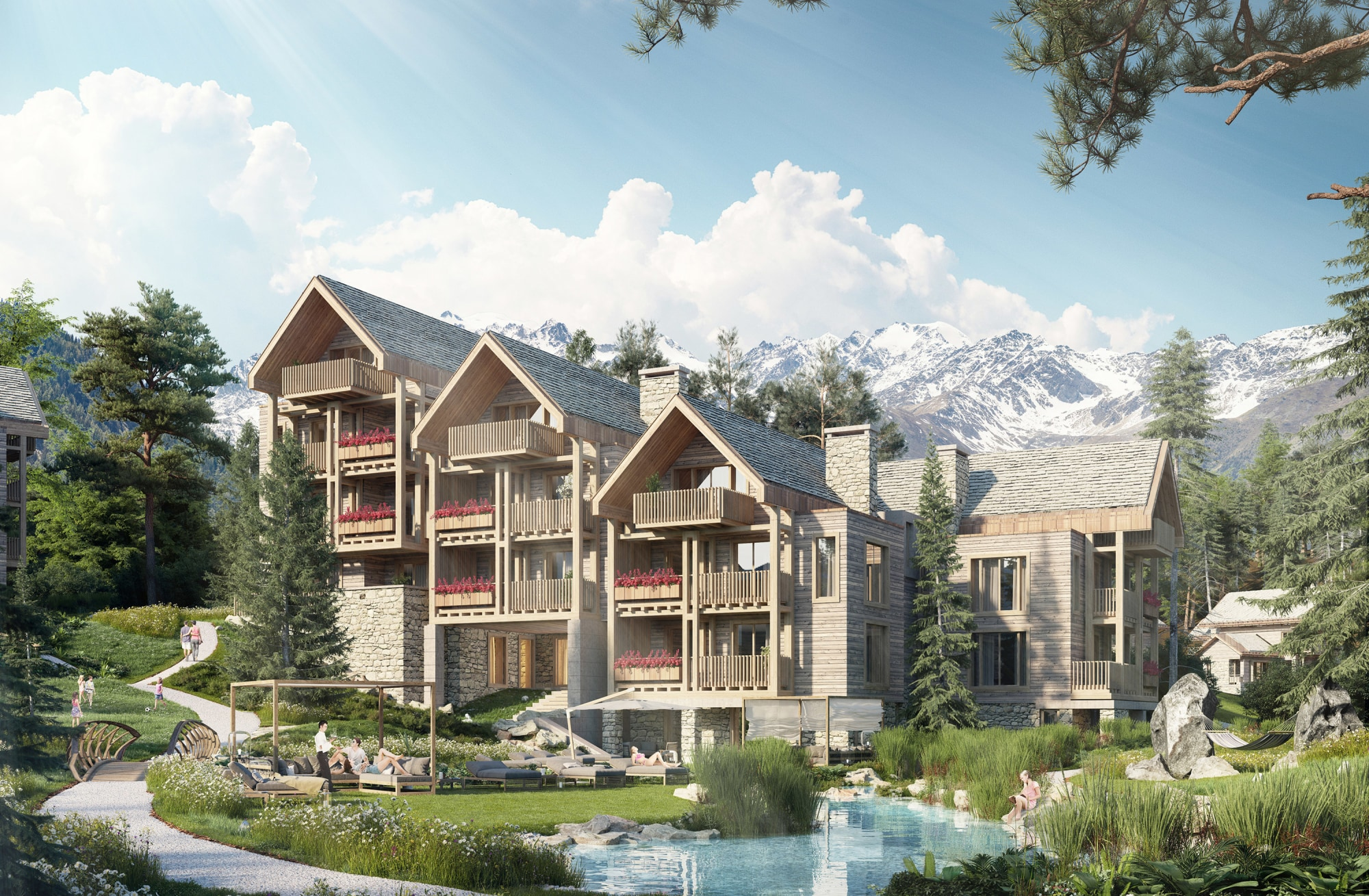 Luxury Apartment in Six Senses Kitz Alps