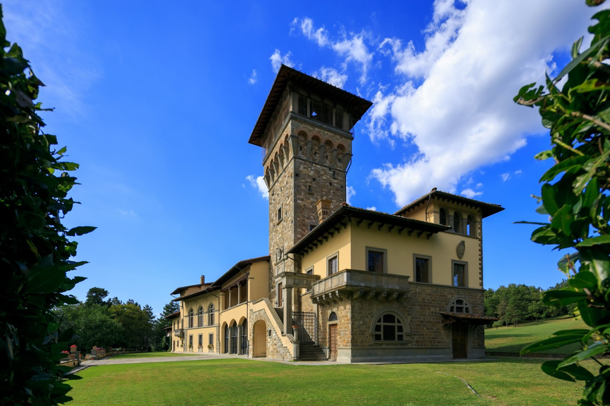 Charming historical Villa on the Hills of Firenze