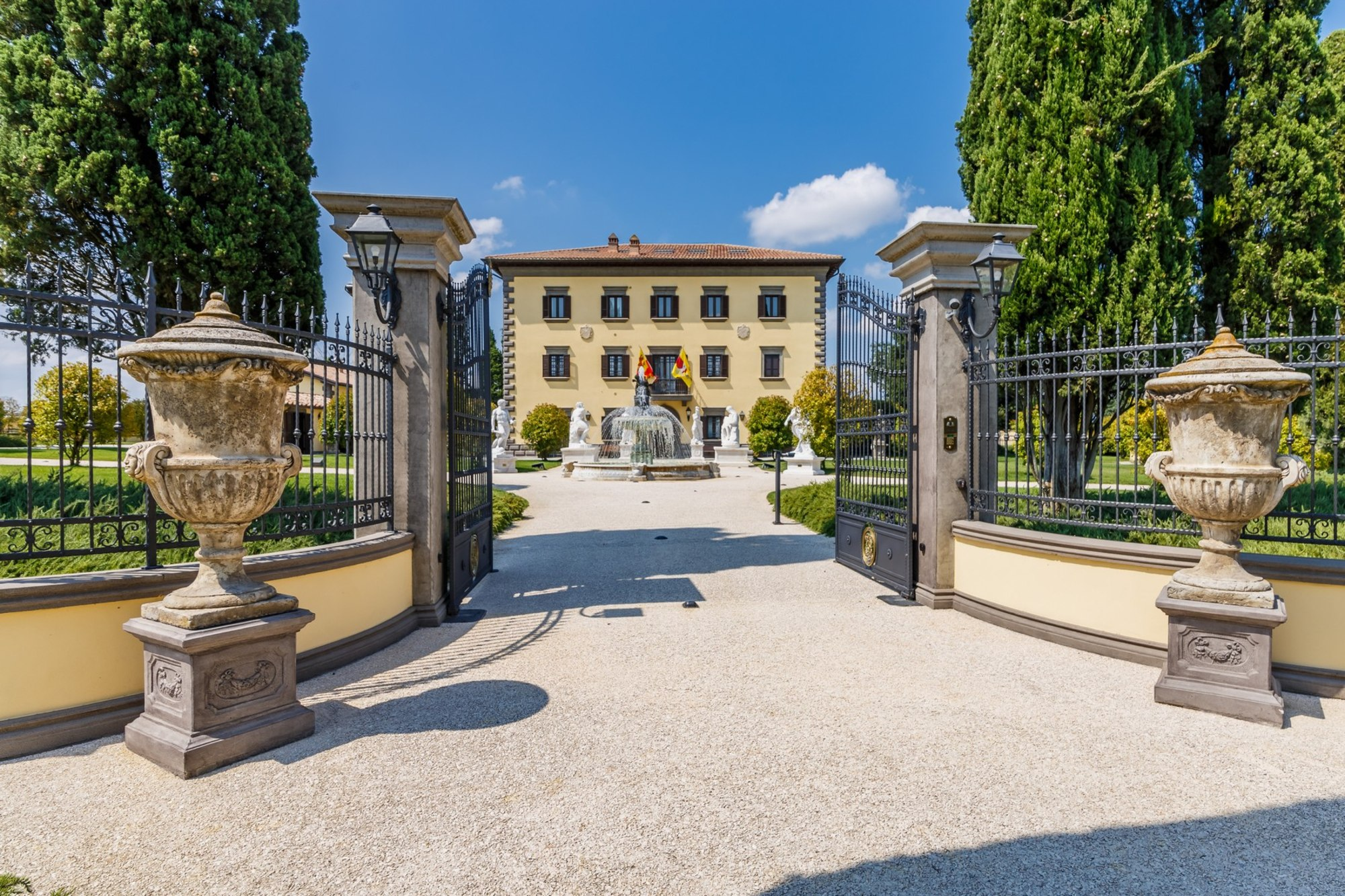 Luxury in quintessential Tuscany