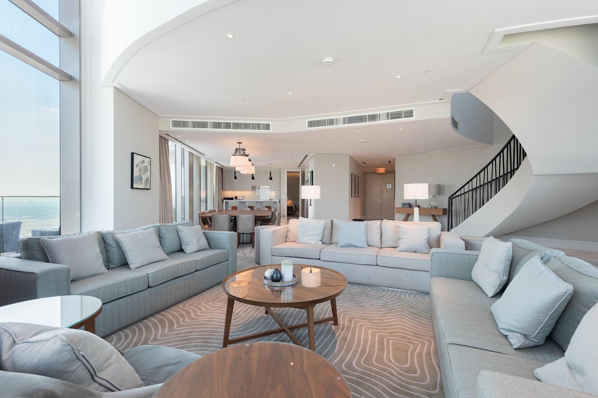 Unique Sky Collection Duplex Penthouse