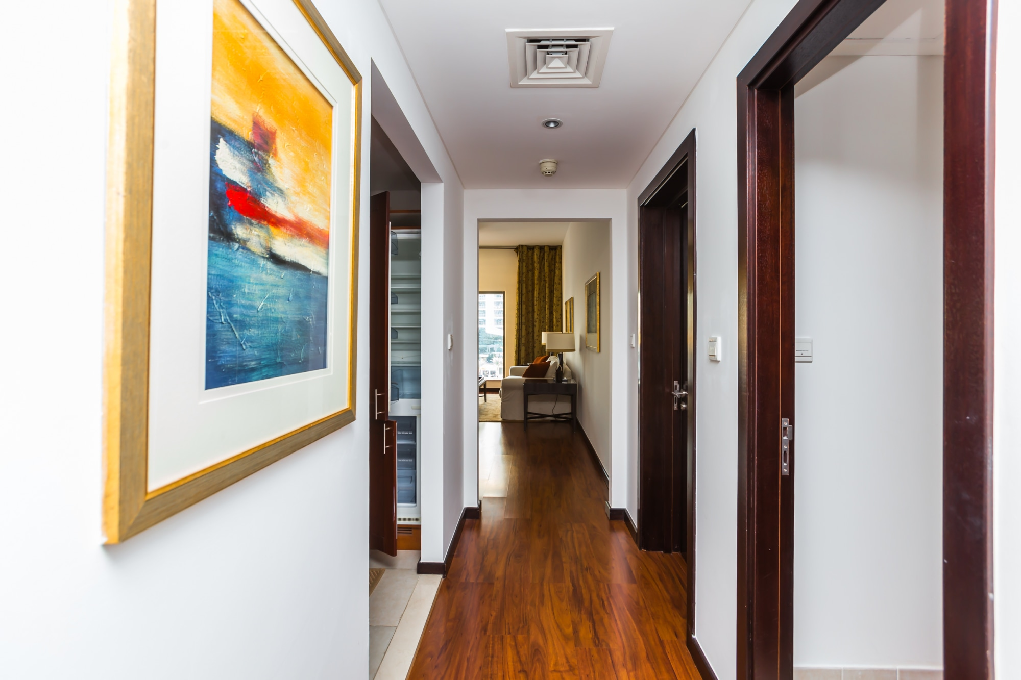 Fully Furnished Apartment with Beautiful Views