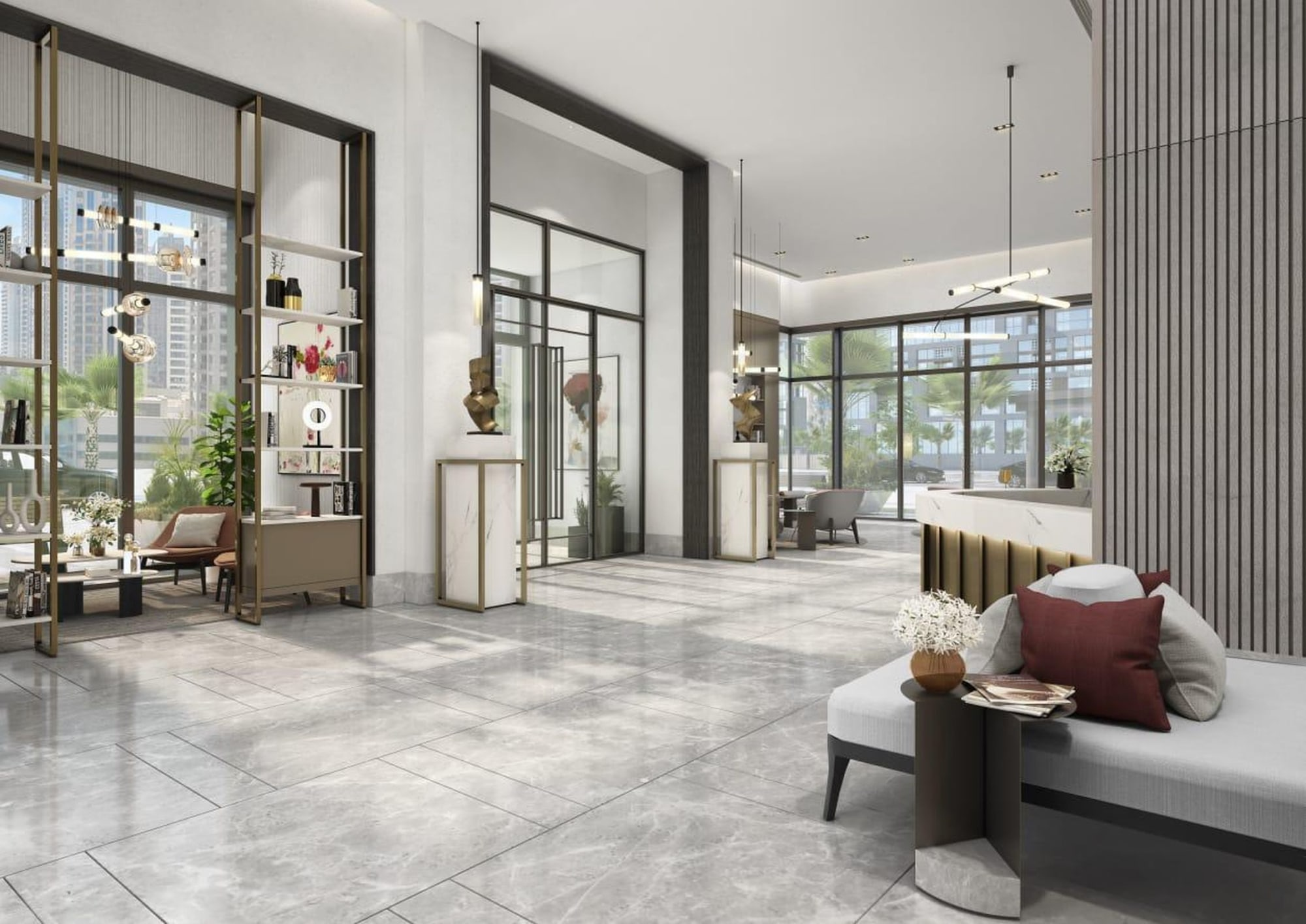 50/50 Payment Plan | Burj Crown | Boulevard View