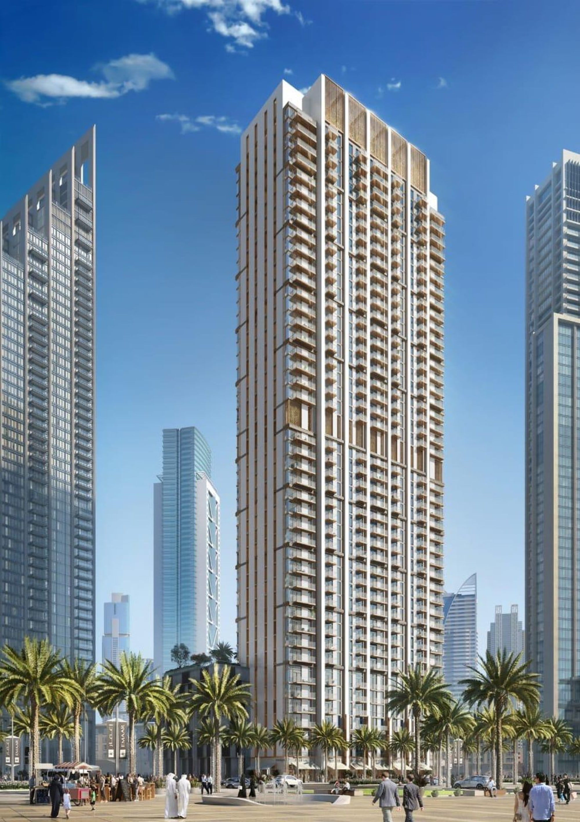 Great Investment | 50/50 Payment Plan | Burj Crown