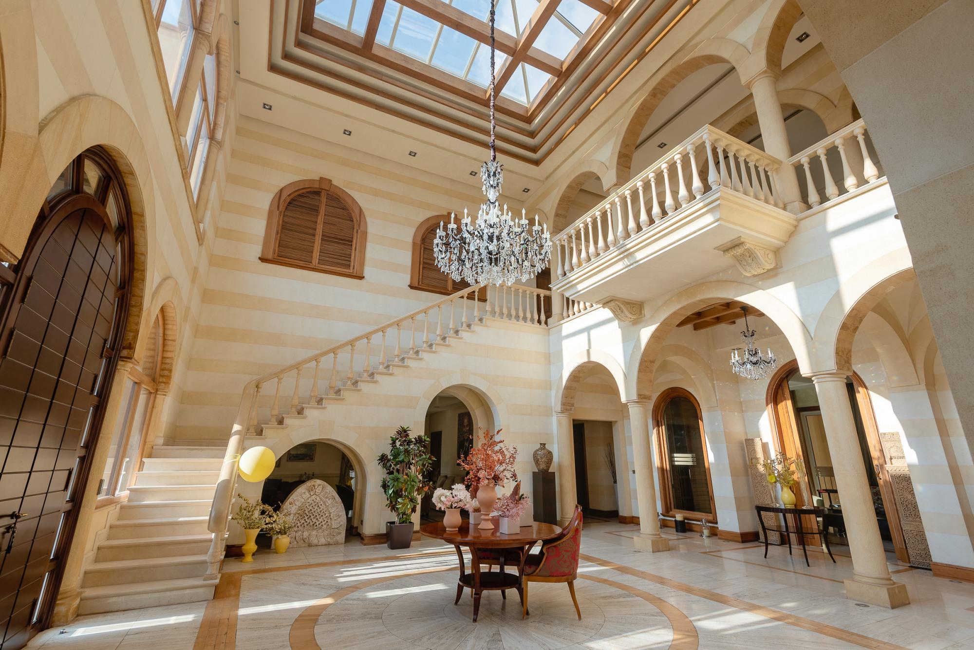 Amazing 6 Bedroom | Emirates Hills |Full Lake View