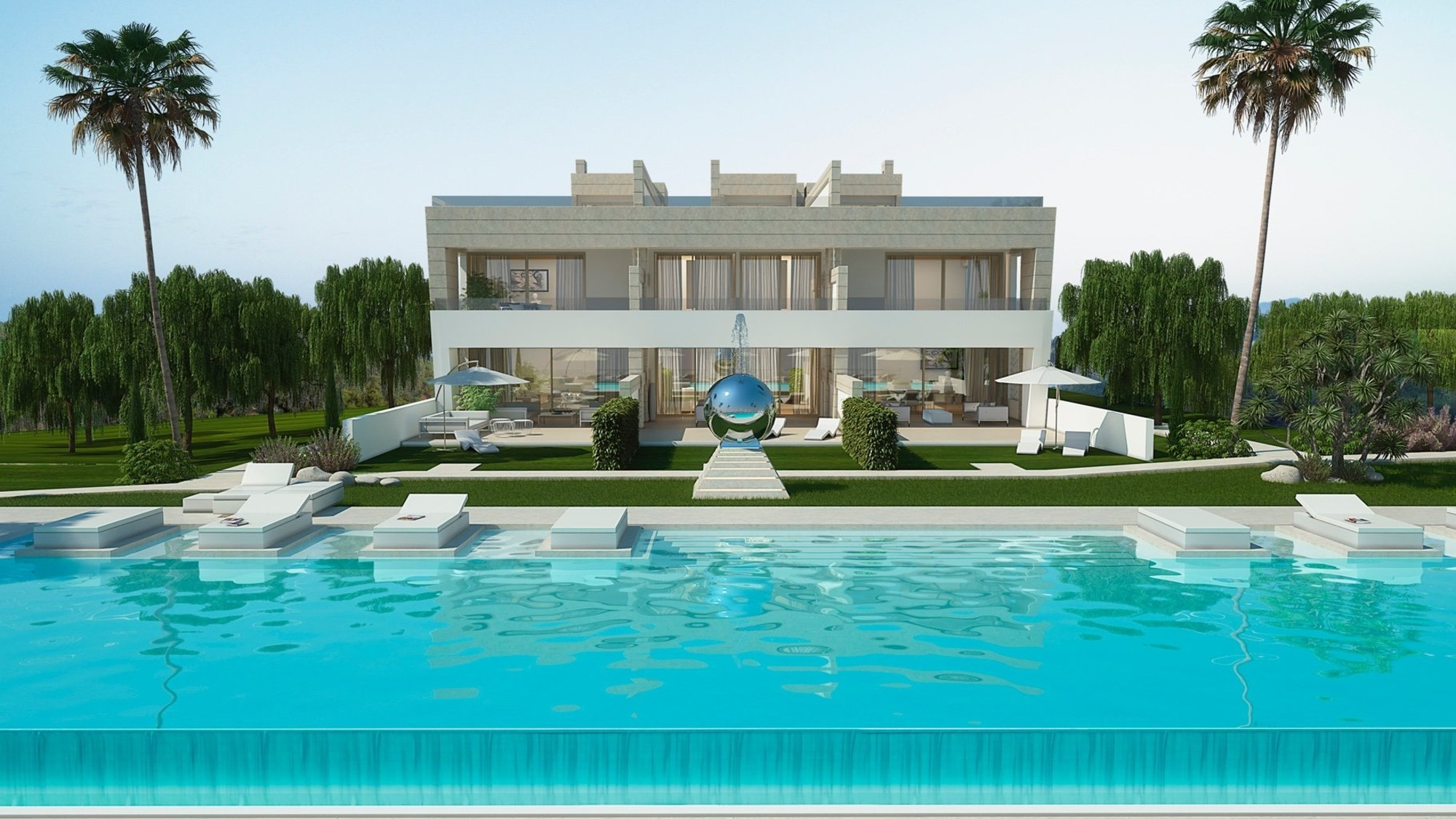 6 Bed -  Apartment for Sale in Sierra Blanca