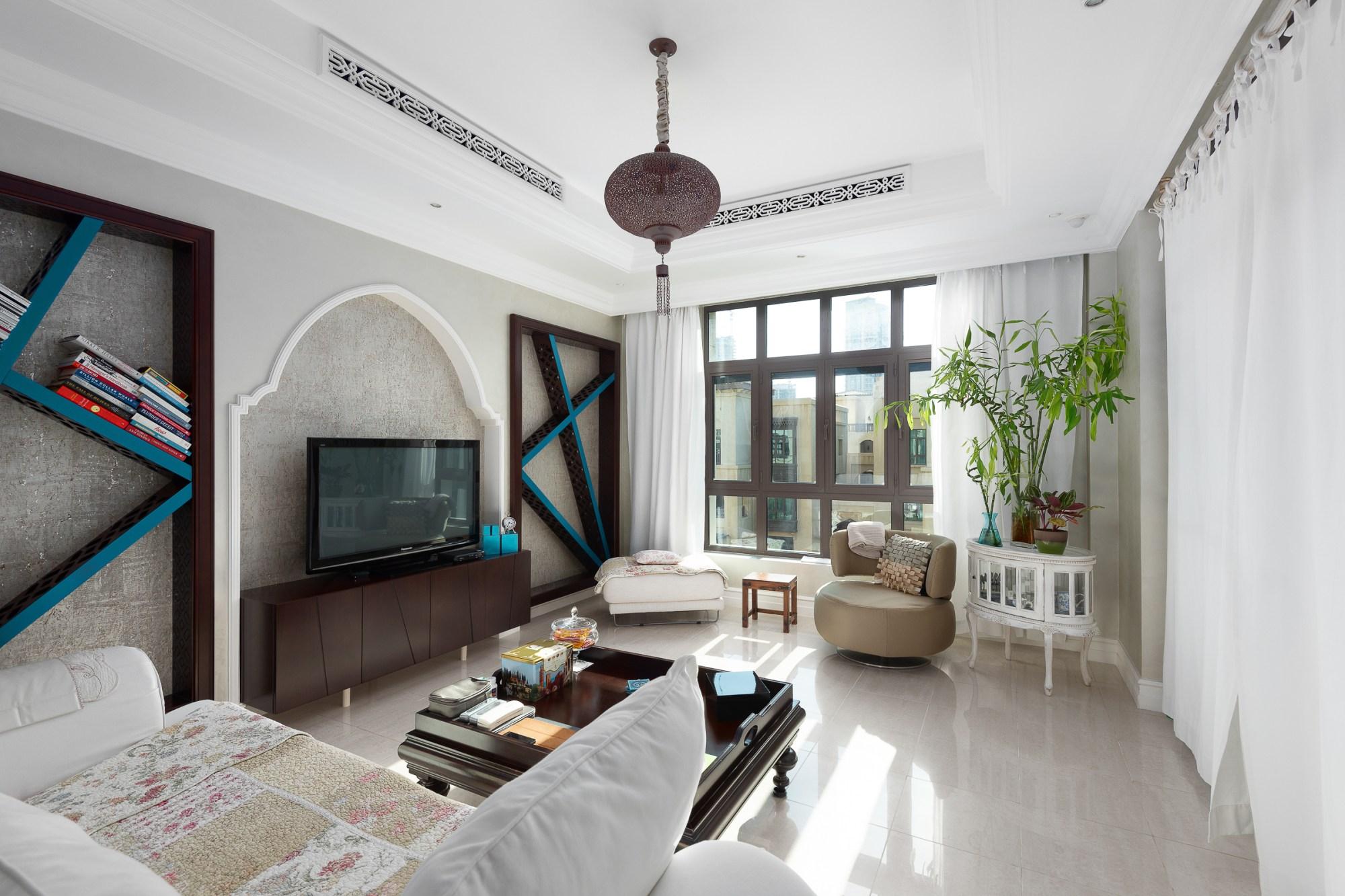 Luxury 2 Bedroom Penthouse at Al Tajer Residences