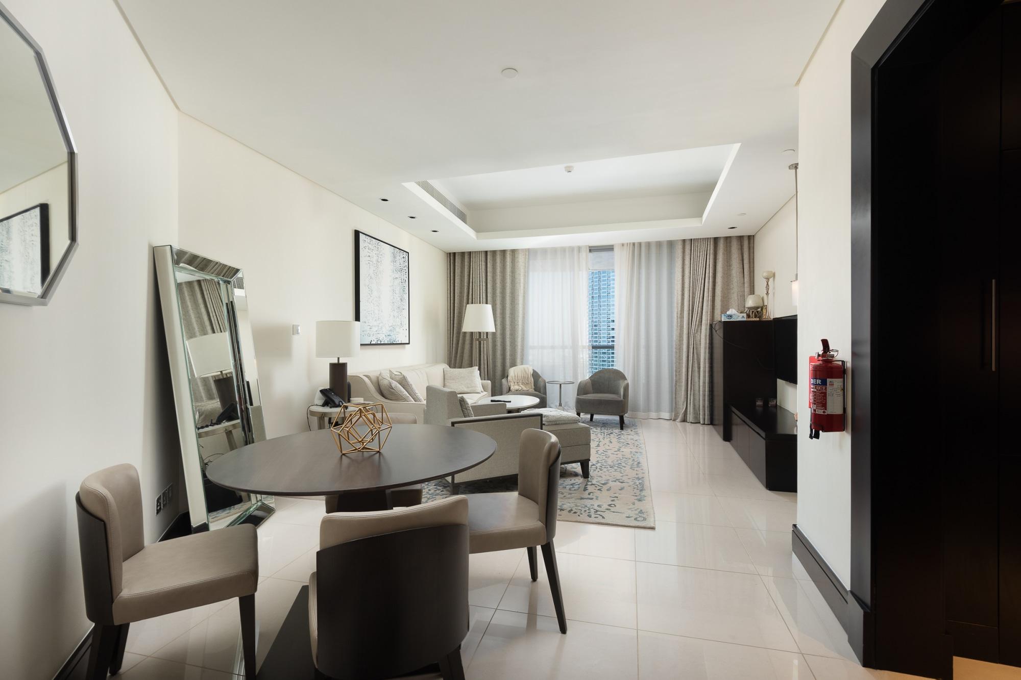 High floor | Elegant One bed | The Address