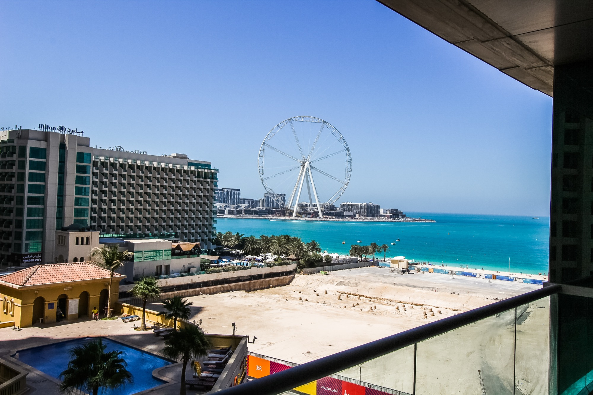 3 Bed plus Maids with Dubai Eye and Palm View