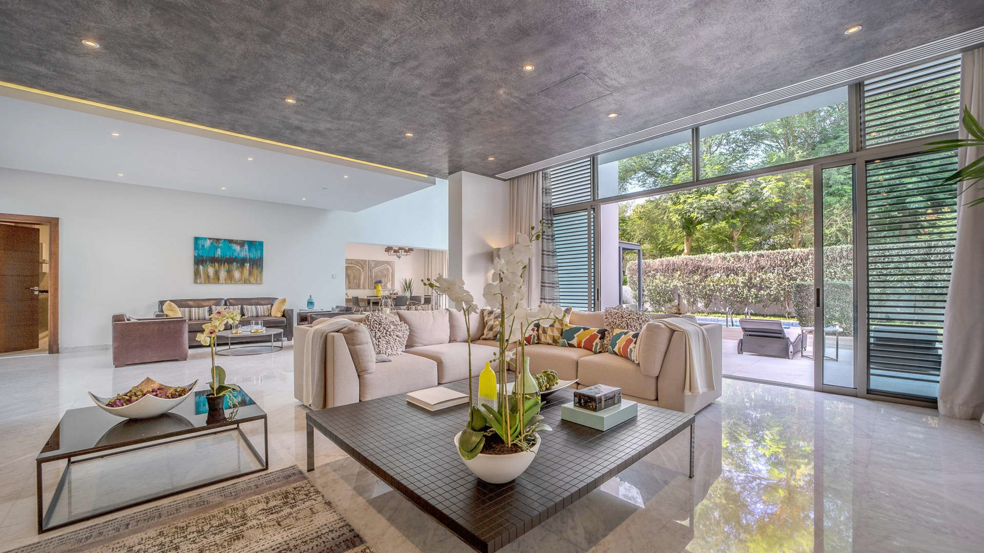 Large Corner Plot 5BR Contemporary Villa