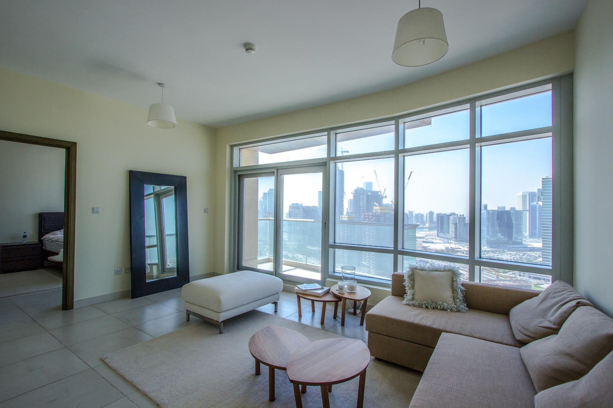 Beautiful One Bedroom in Loft West