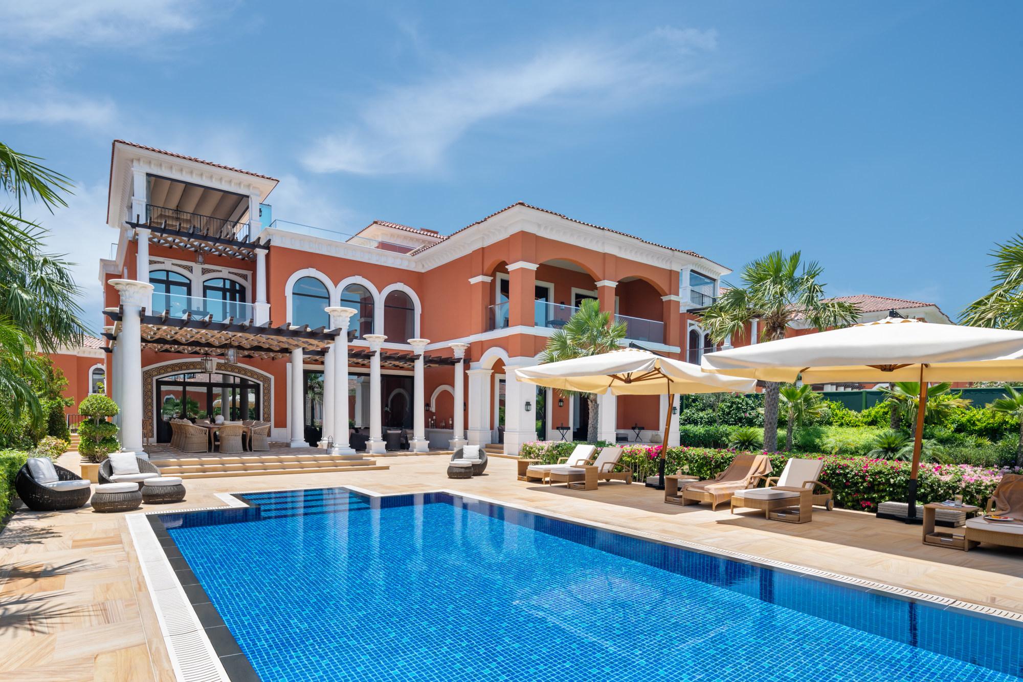 Beachfront | Furnished | Villa | XXII Carat