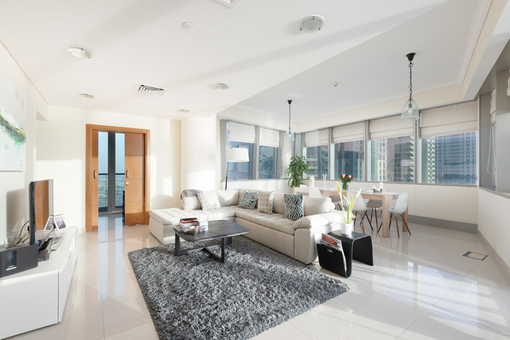 Immaculate condition | 2 bedrooms | Full sea view