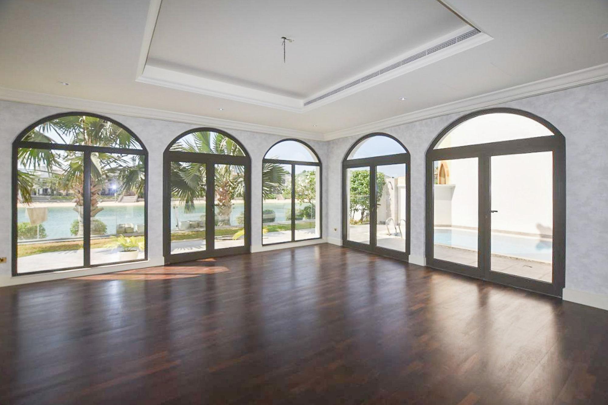Atrium Style Bedroom Garden Home | Palm Jumeirah