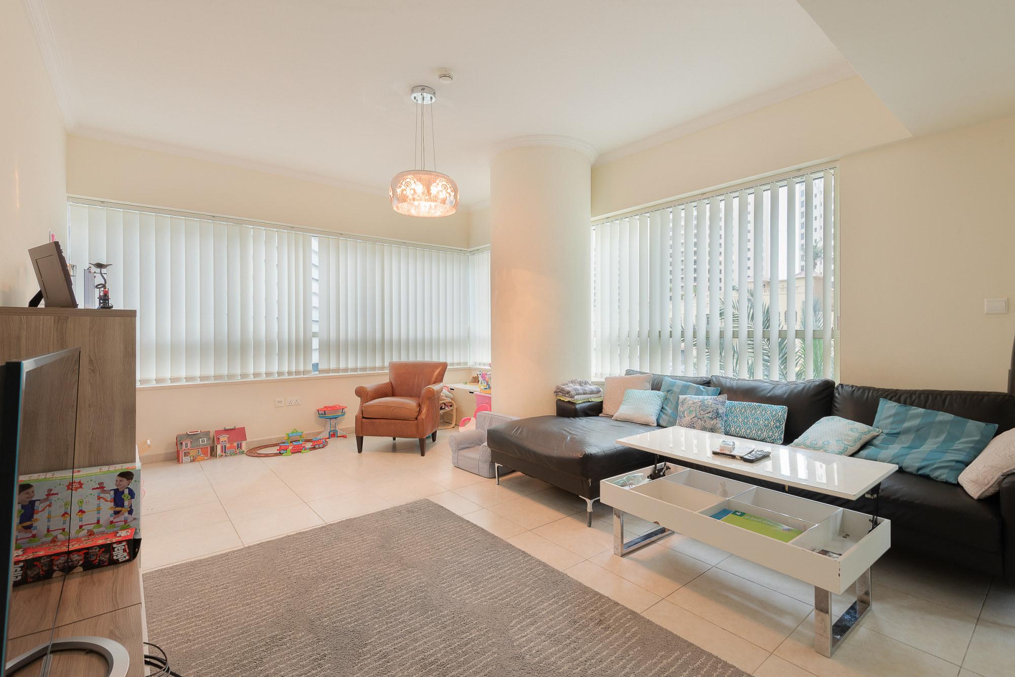 Al Sahab 2|Large 2 Bed|Furnishing options