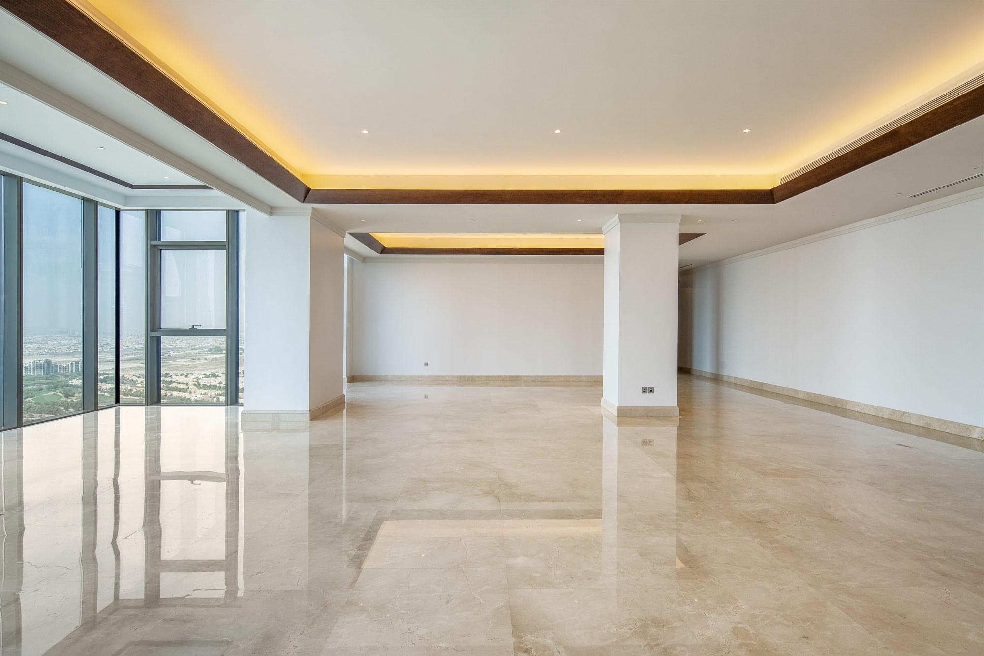 Five Bedroom Half Floor Penthouse
