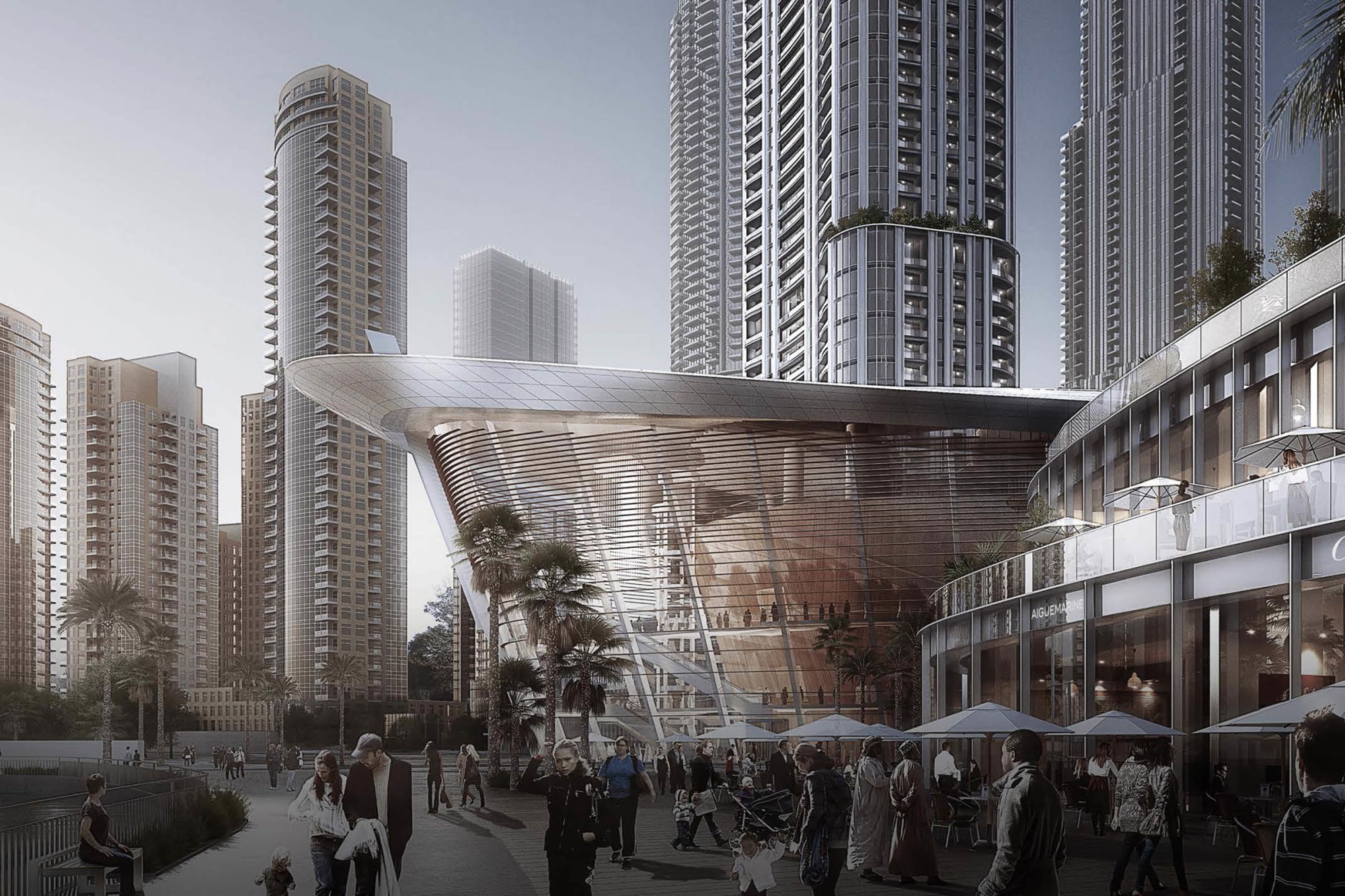 IL Primo luxury Project by Emaar