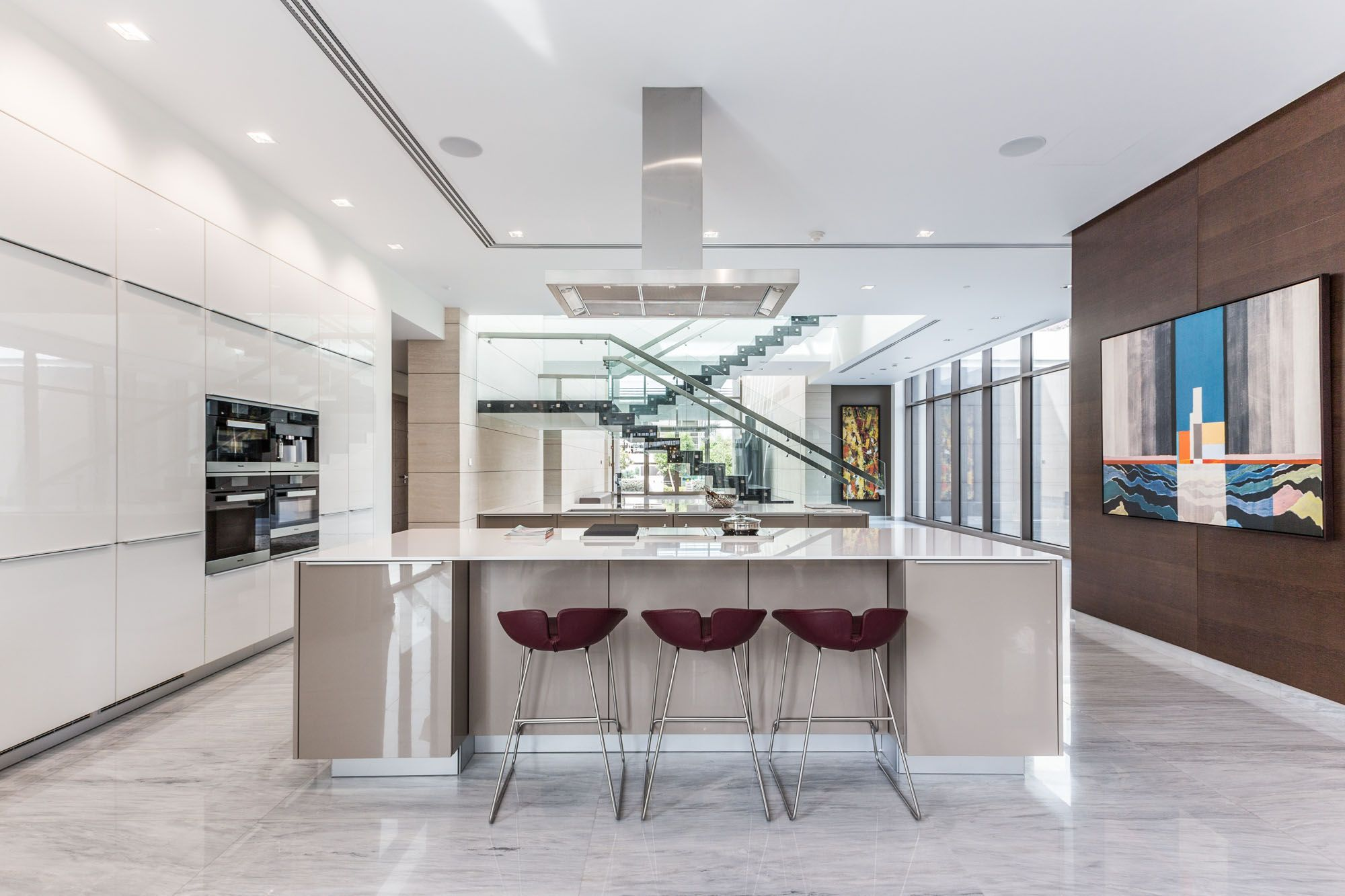 Ready - Grand Contemporary Mansion at District One