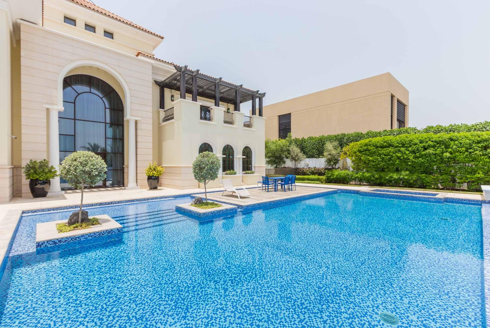Grand Mediterranean Mansion | District One
