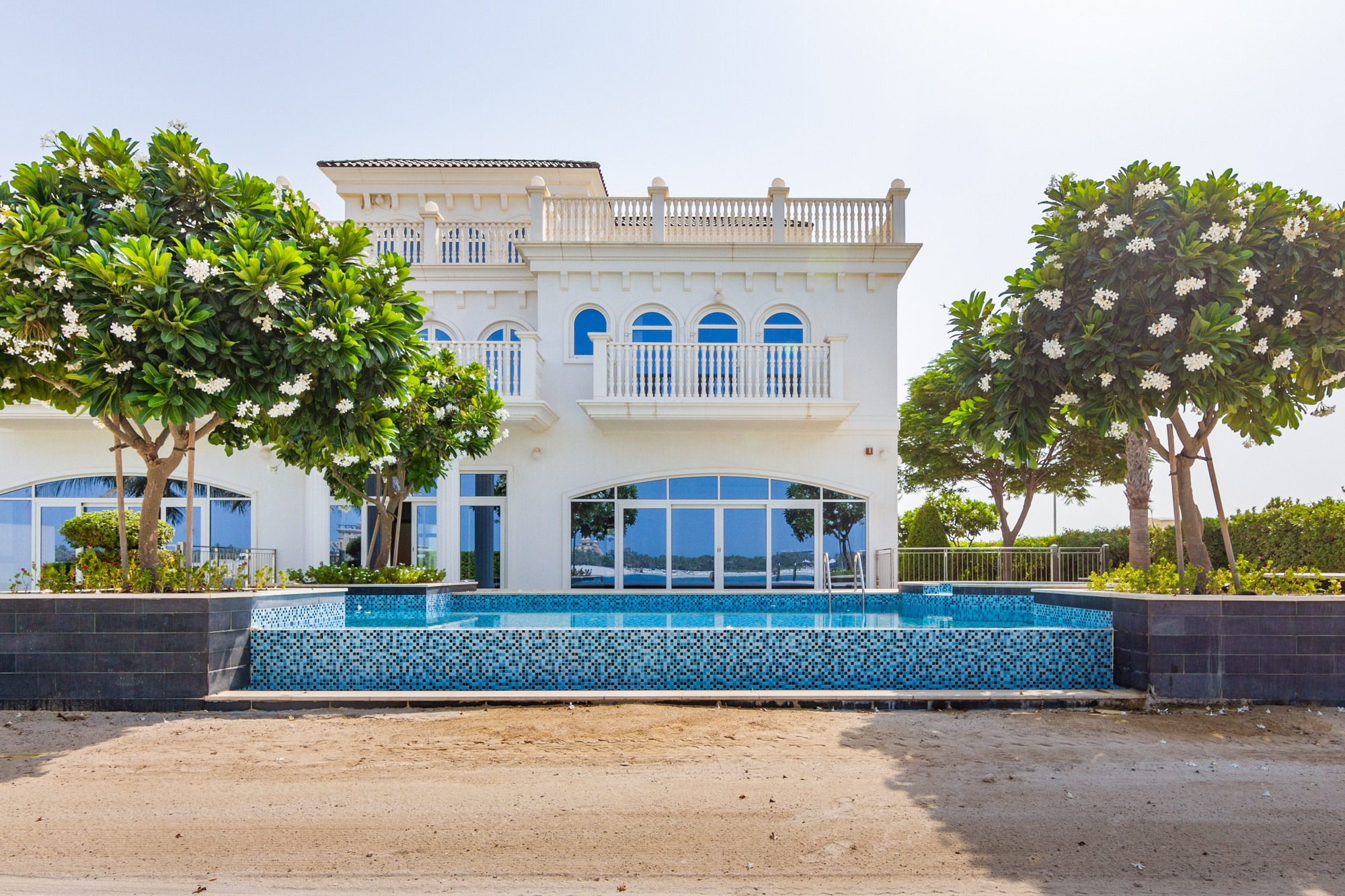 Classic Style Newly Constructed Tip Villa