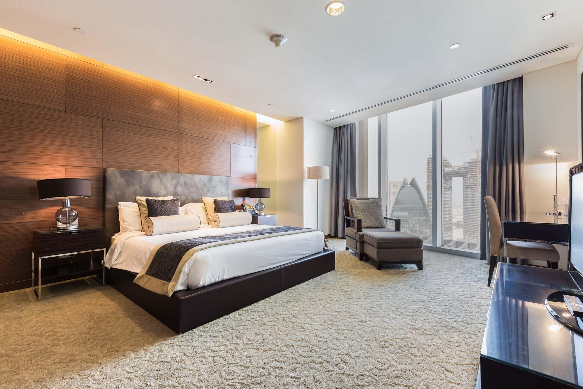 Luxury penthouse duplex in the Address
