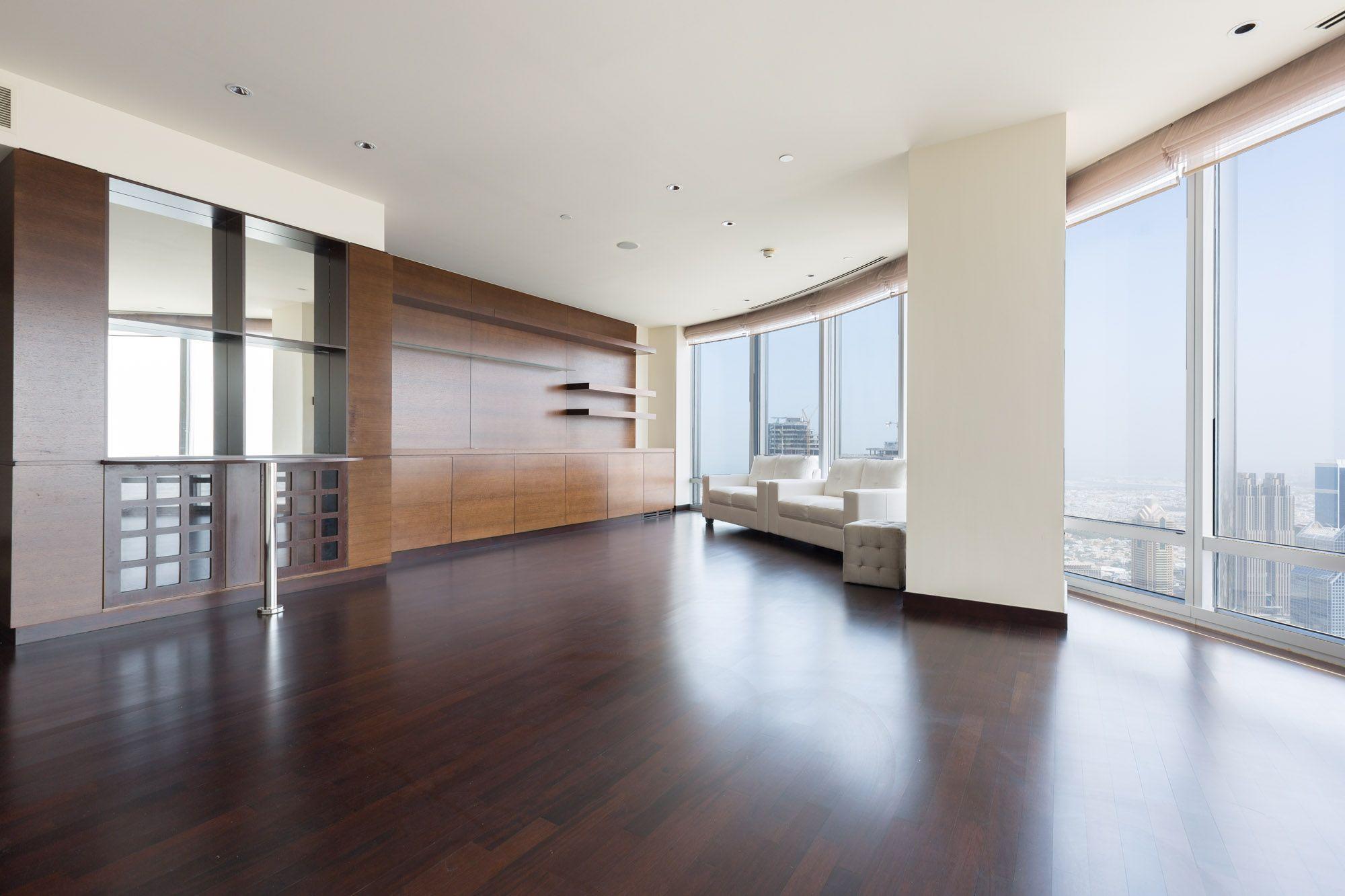 Stunning 3 BR apartment in Burj Khalifa