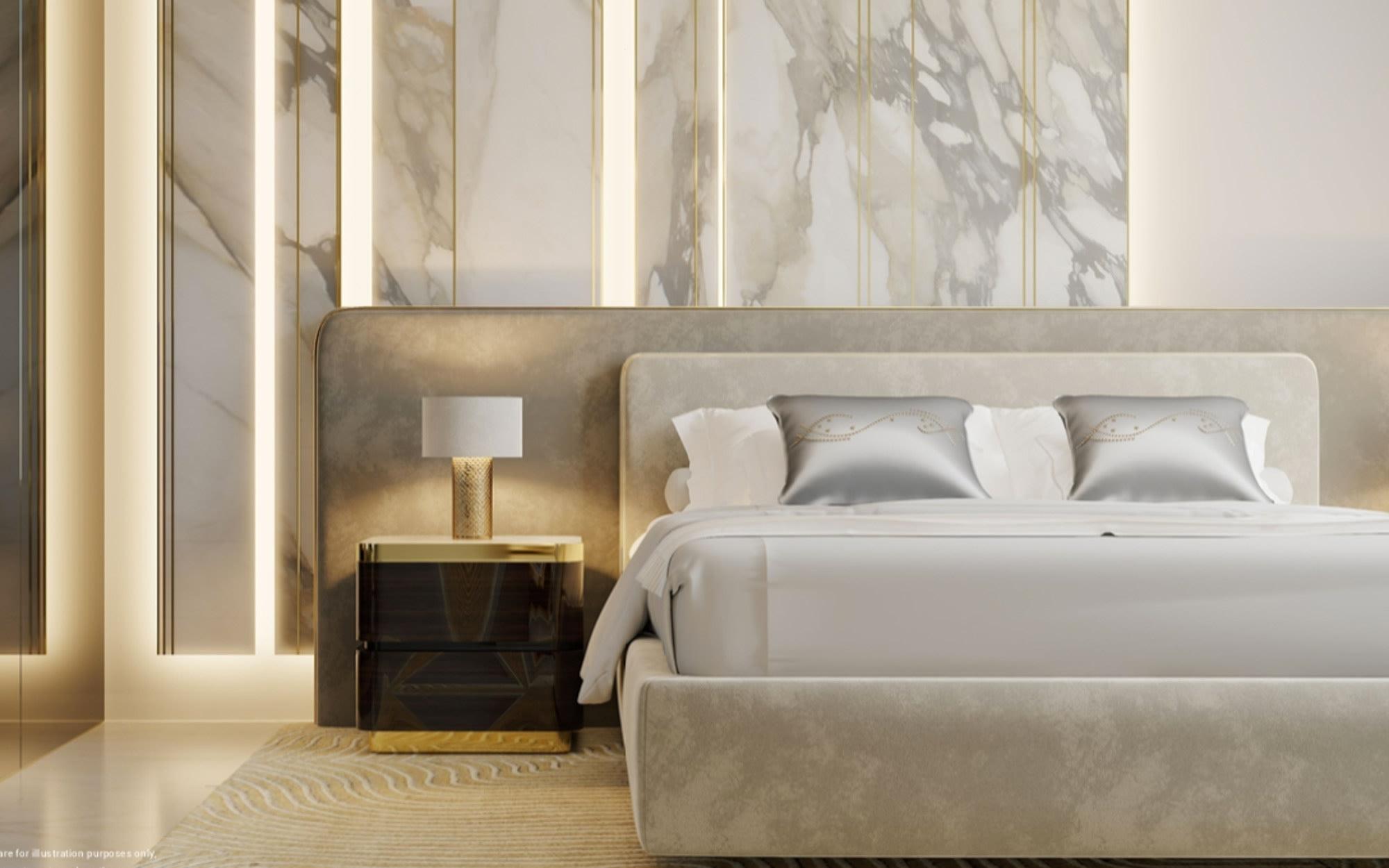Spectacular Marina View Apartment - Brand New