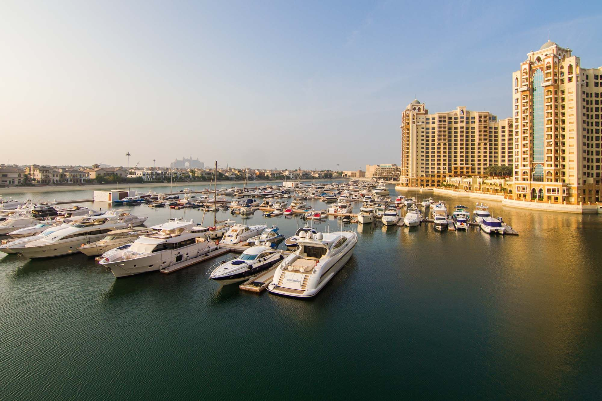3 bed apartment at OCEANA Residences