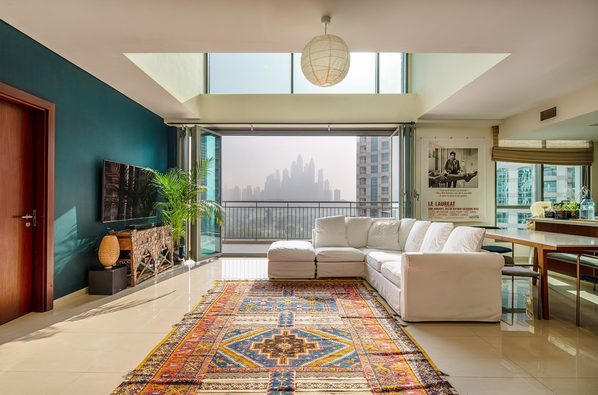 Double Height Ceiling Terrace Penthouse inPanorama