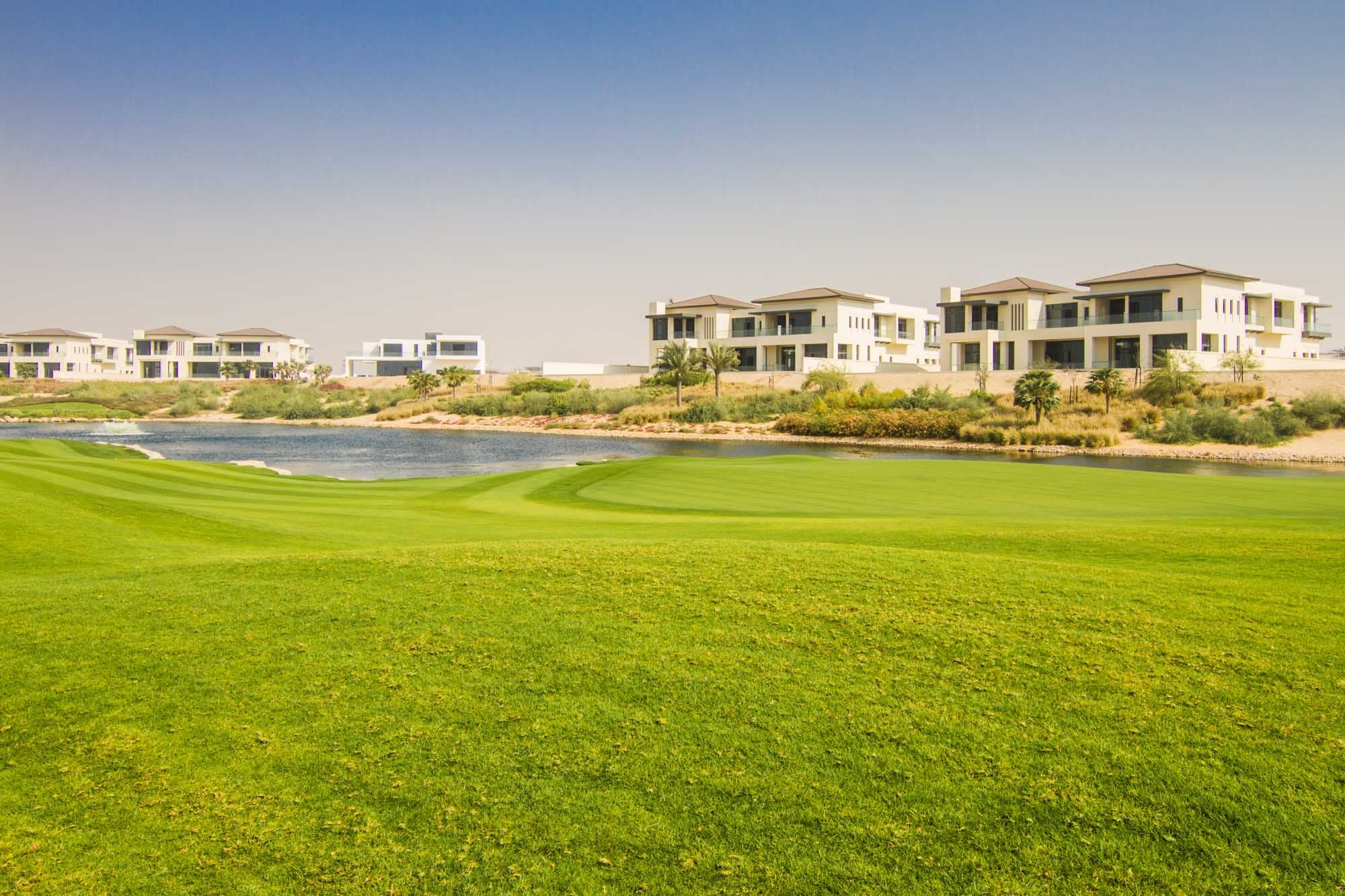 9 Bed Villa With Extended Plot Dubai Hills View