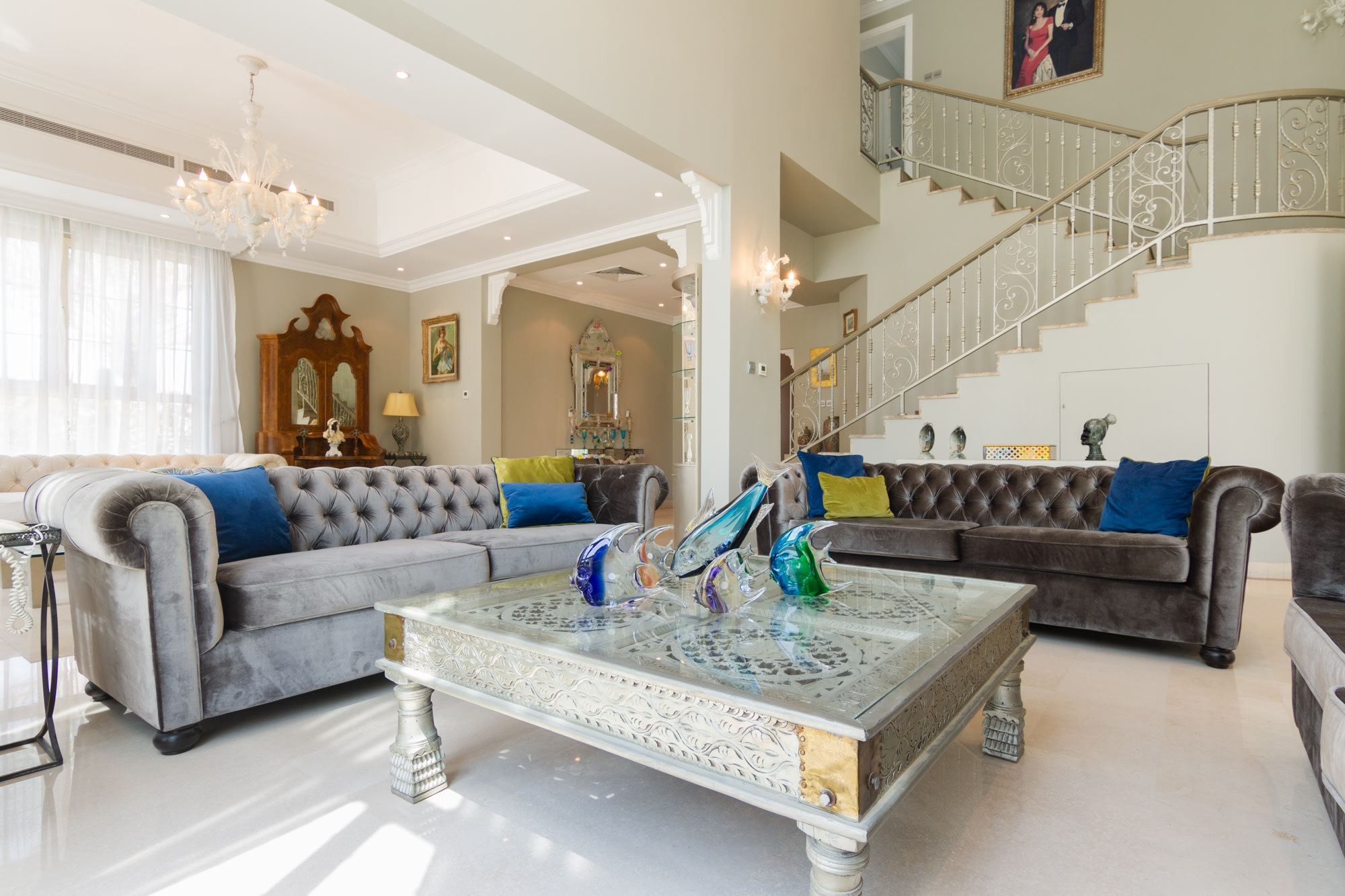 Fully Upgraded Extended Furnished Villa | Jumeirah