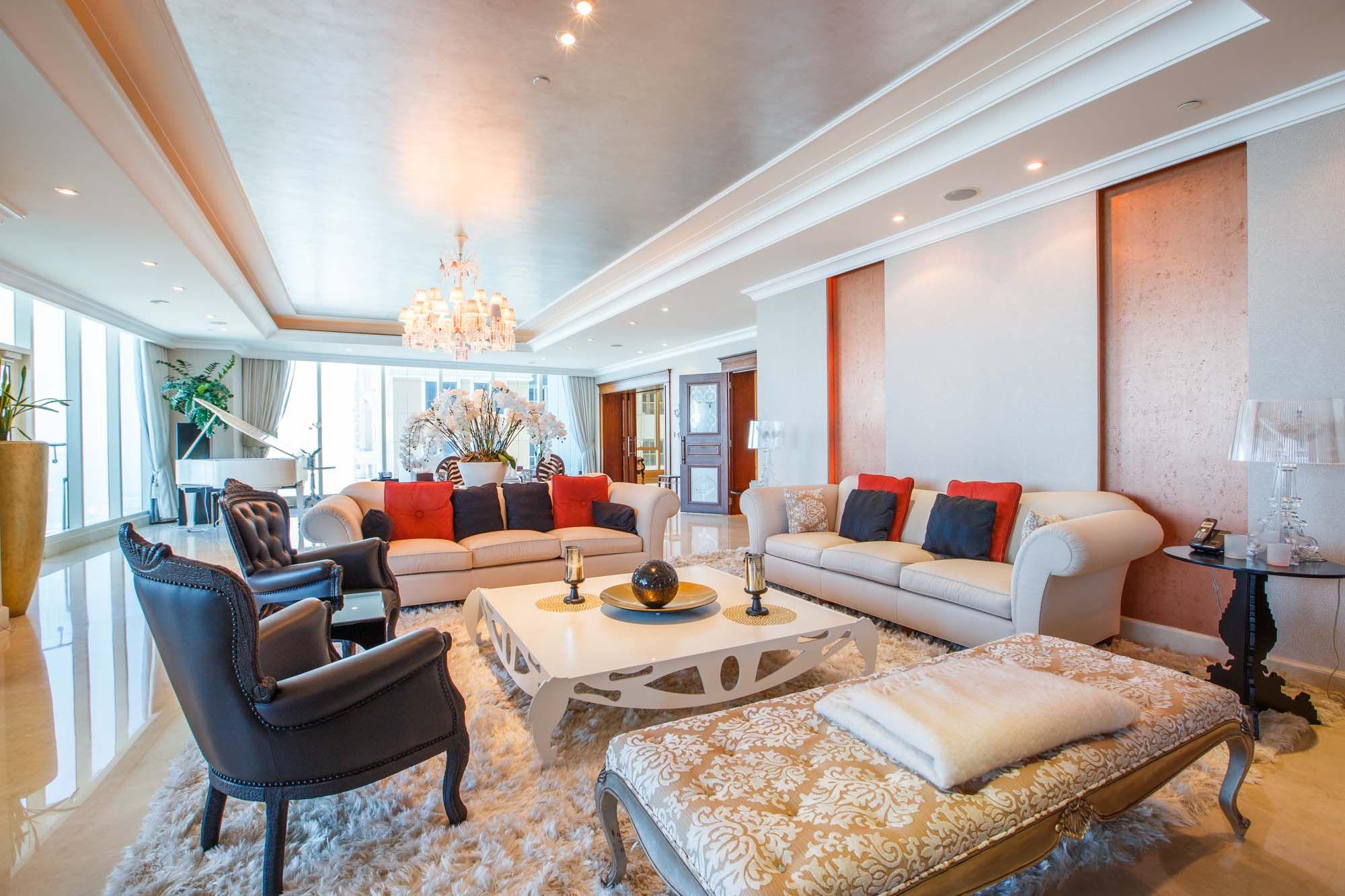 Full Floor Penthouse in Le Reve, Dubai Marina