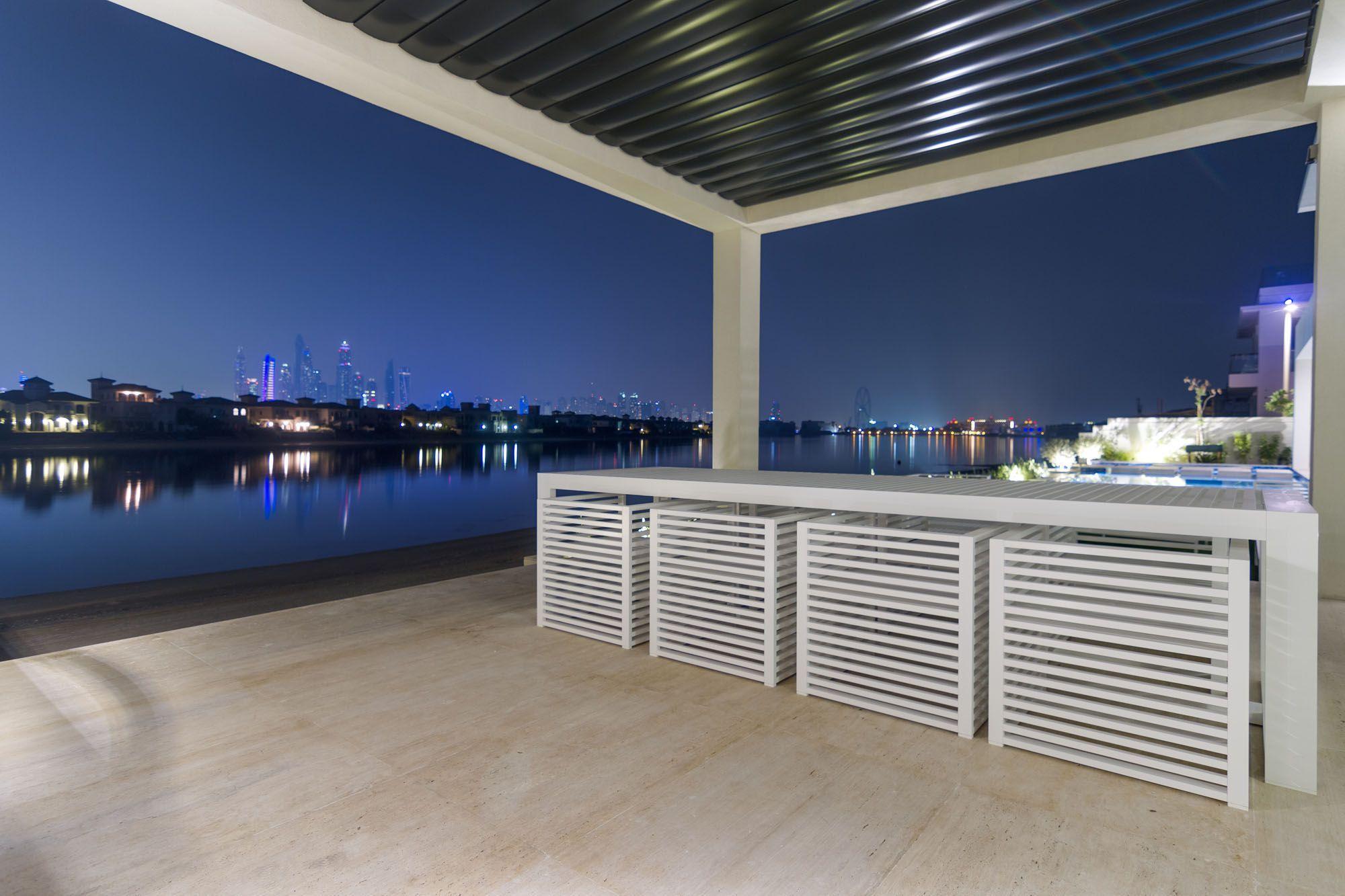 Contemporary 6 BR Masterpiece Beachfront Villa
