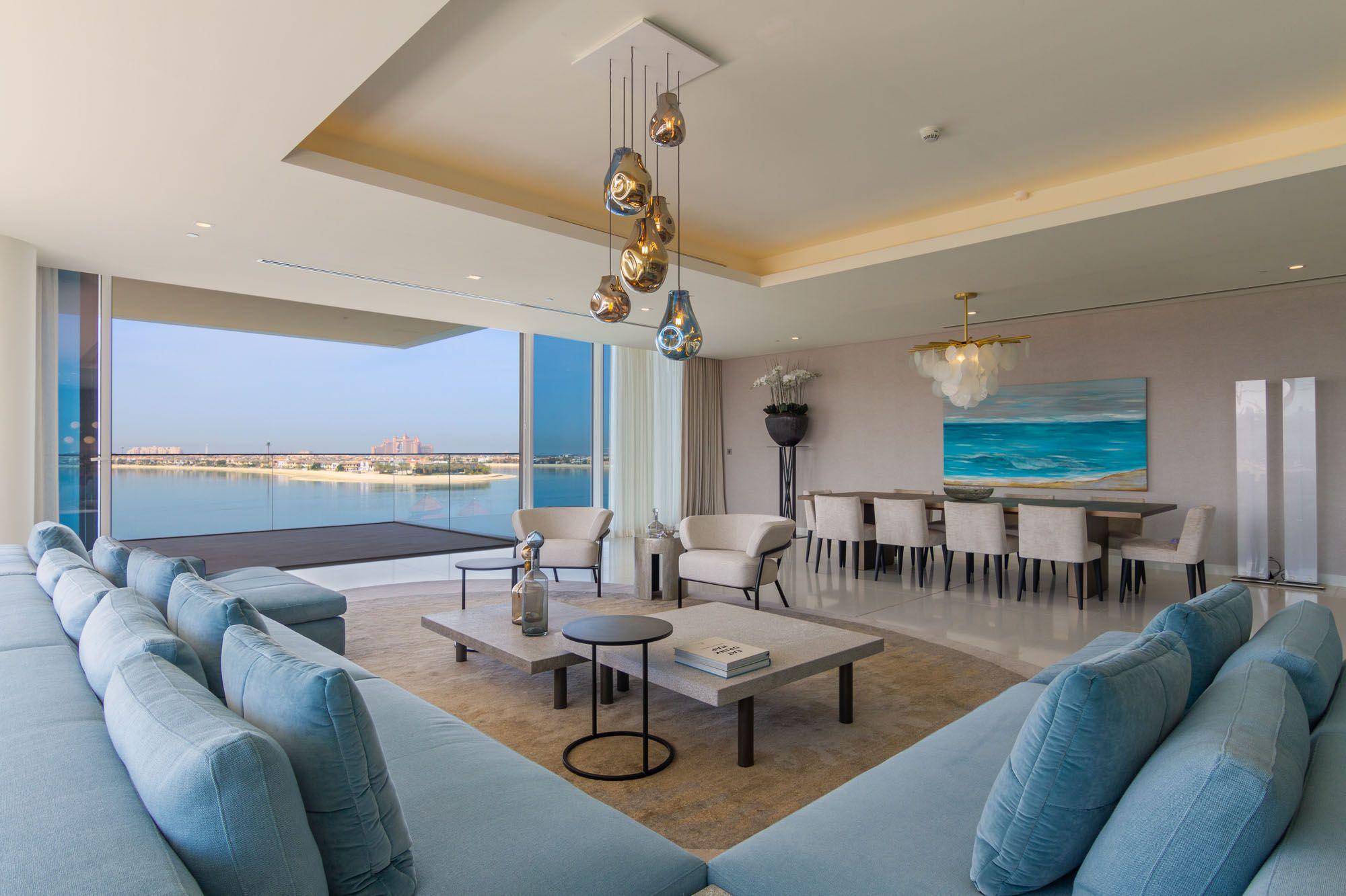 Full Sea View Half Floor Penthouse