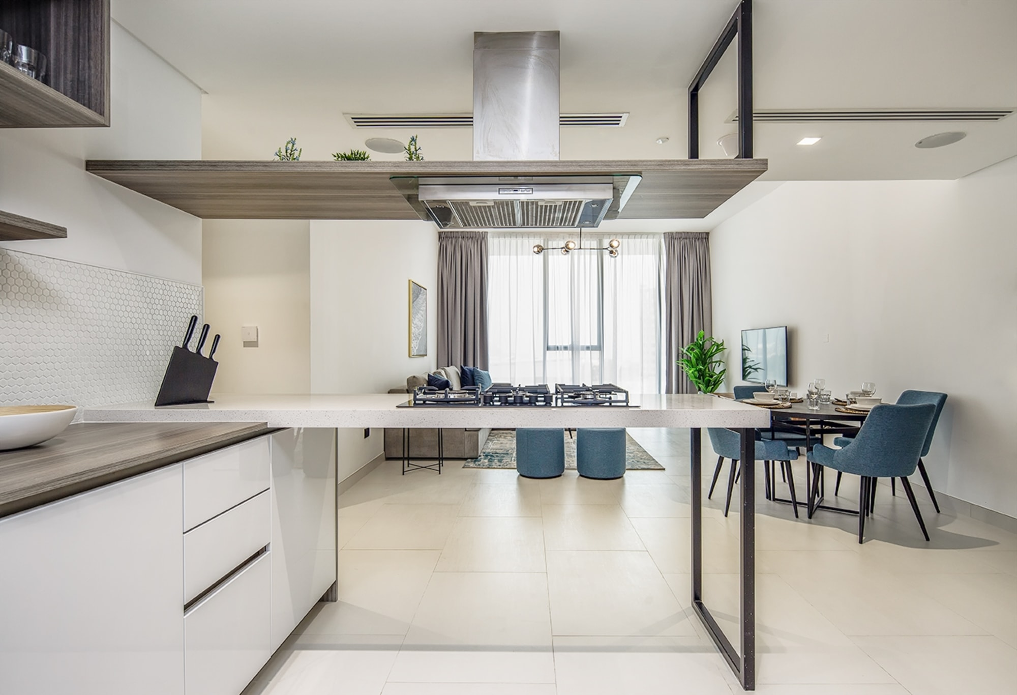 Brand New Contemporary 2 bed