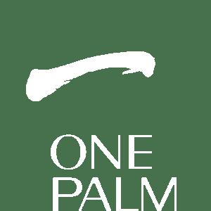 One Palm Logo
