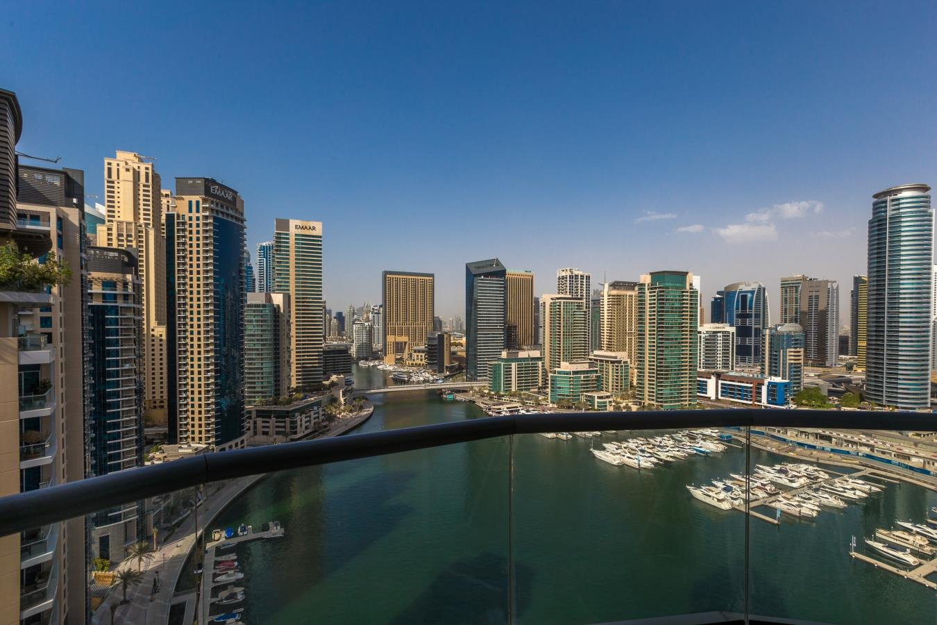 New Listing | Full Marina Views | 1 Bed