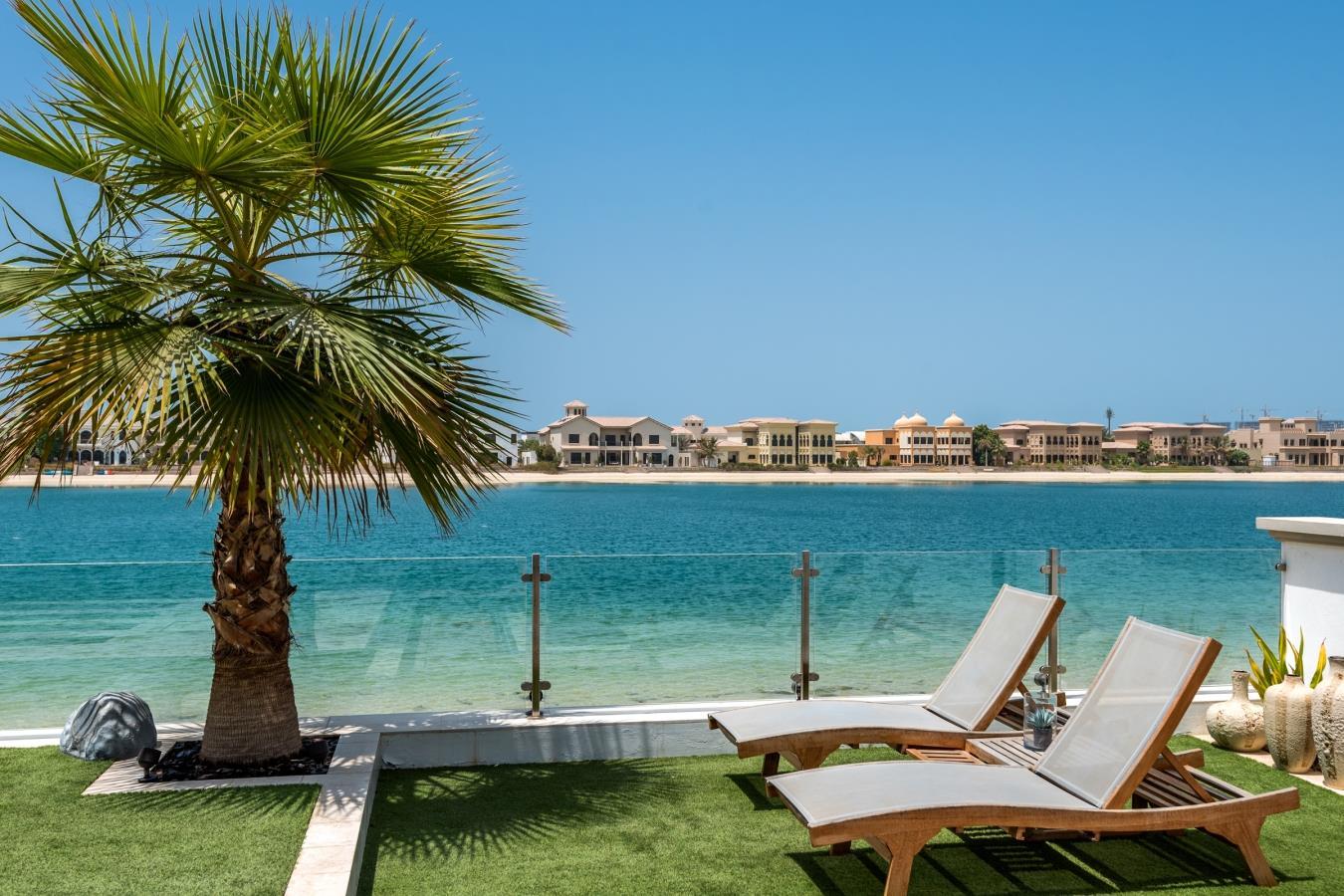 Extended Palm Jumeirah Family Beach House