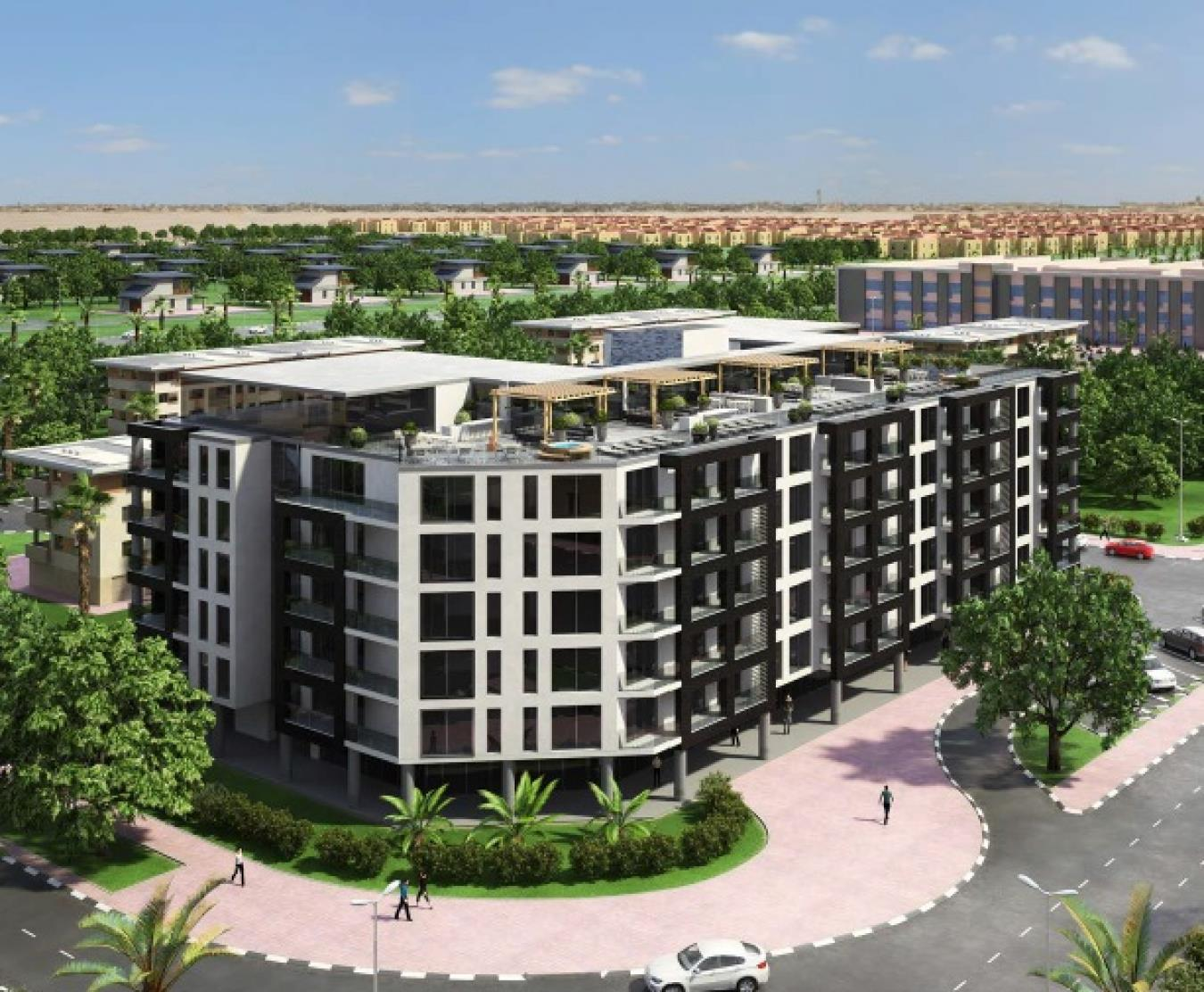 The First Smart Residence in Meydan