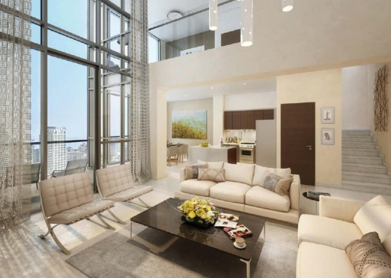 Sophisticated 2 BR Apt in Bellevue Tower Downtown