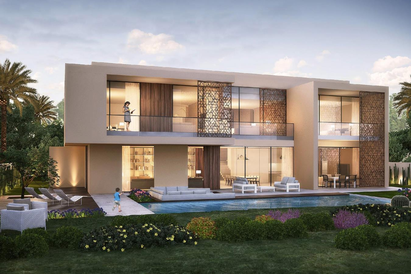 Villa with 2 Year Post-Handover Payment Plan