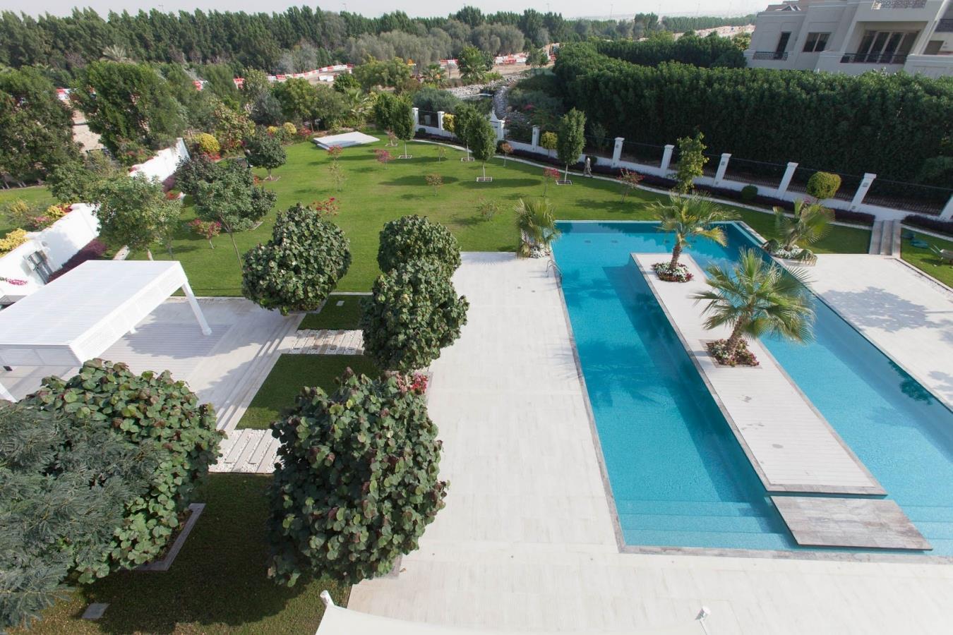 Stunning 47000 Sq. Ft. Plot Al Barari Villa