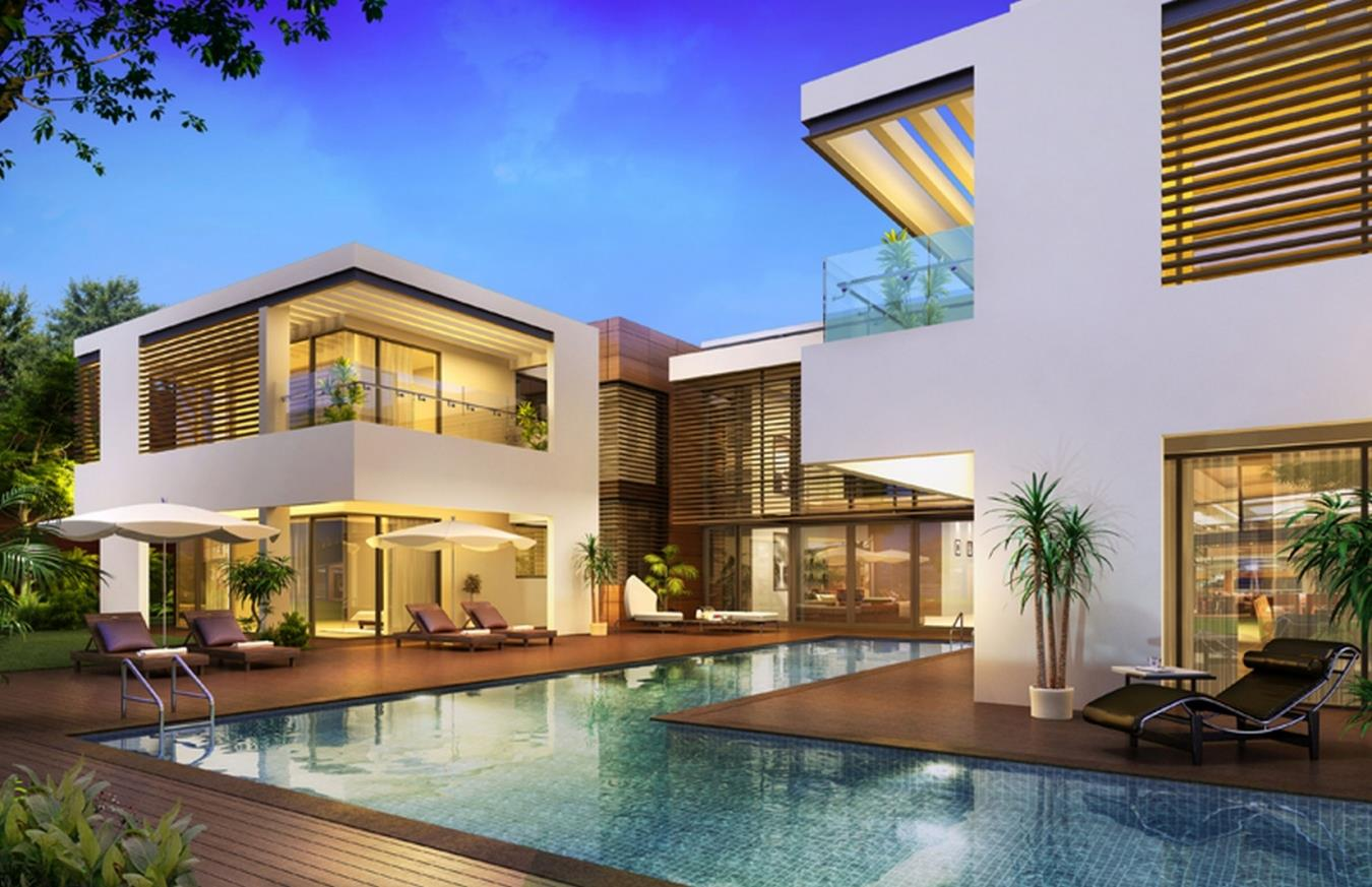 Luxurious  Townhouse in MBR City