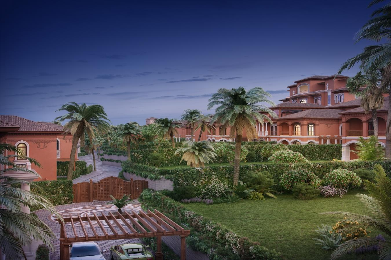 XXII Carat Emerald Villa Palm Jumeirah