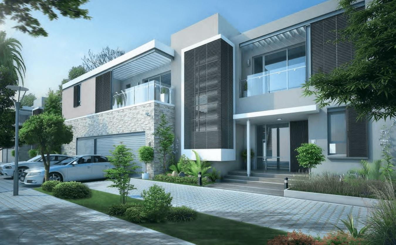 Amazing Modern Villa at Sobha Hartland