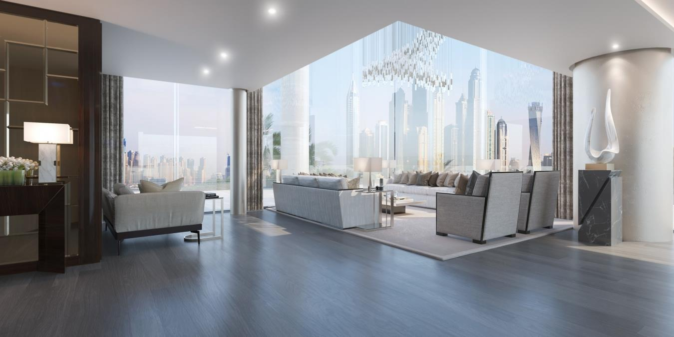 Luxury 5 Bed Penthouse With Swimming Pool