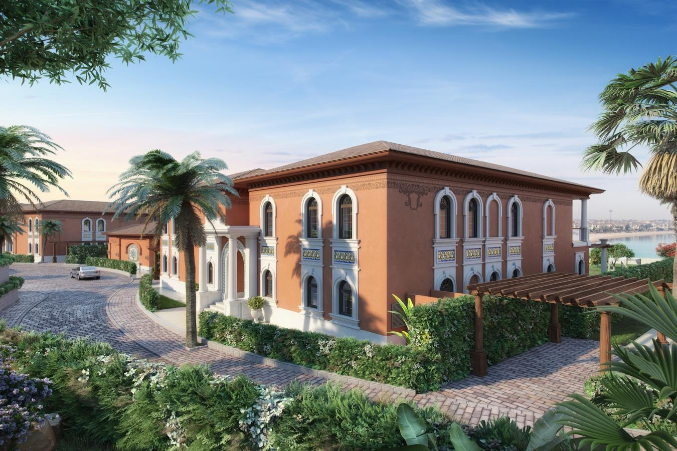 XXII Carat Ruby Villa on Palm Jumeirah