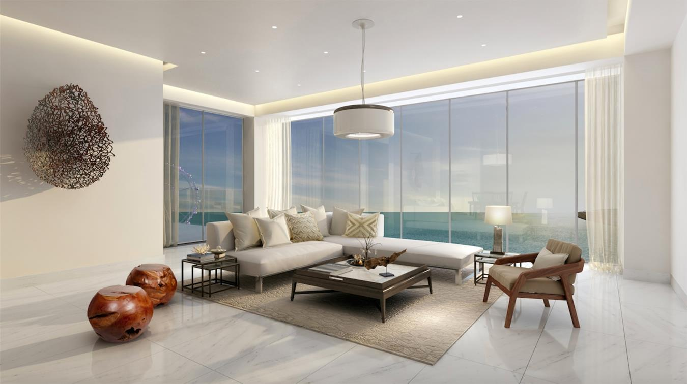 1 JBR High-floor Apartment with Sea View