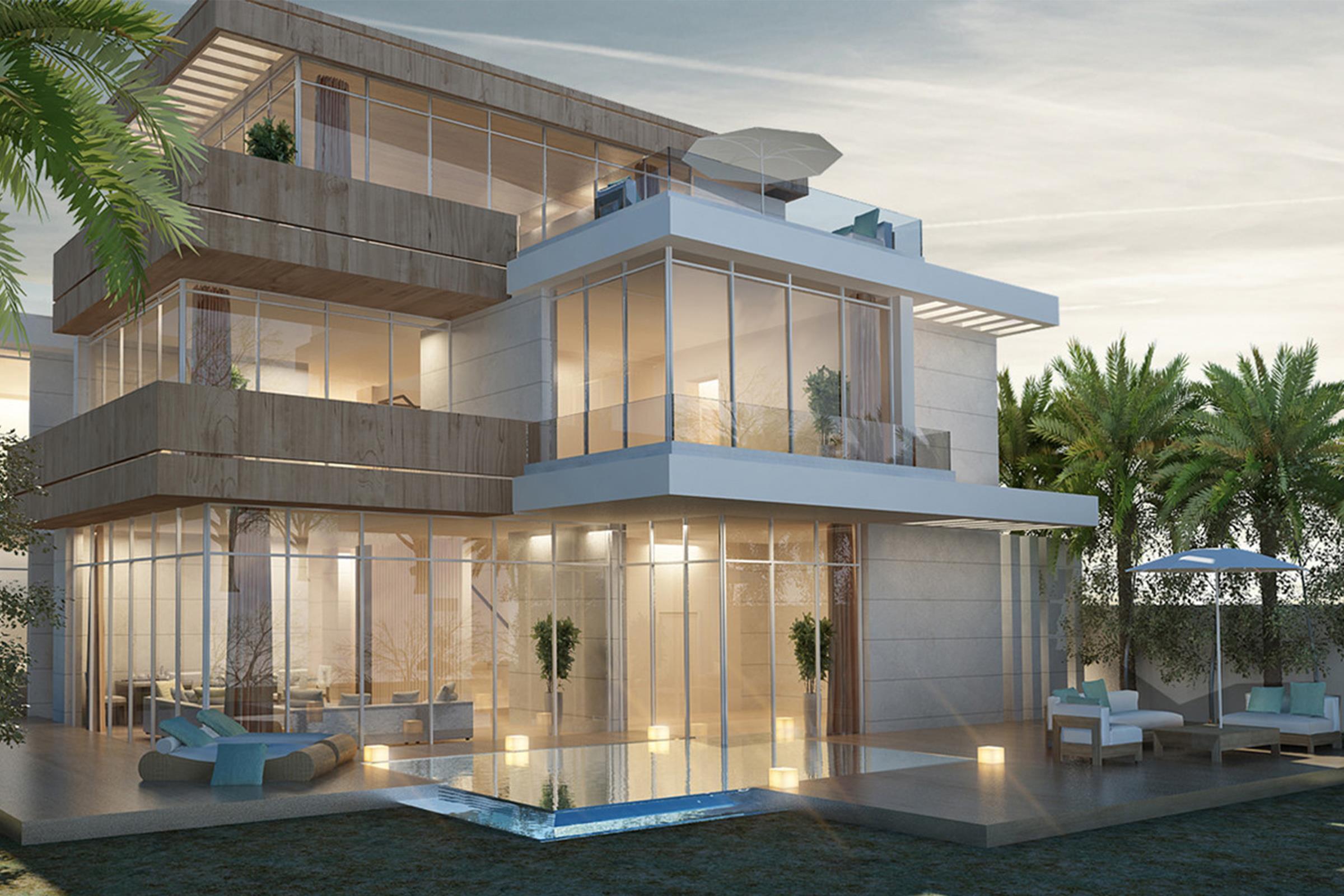 Design Your Own Luxury Villa on Saadiyat