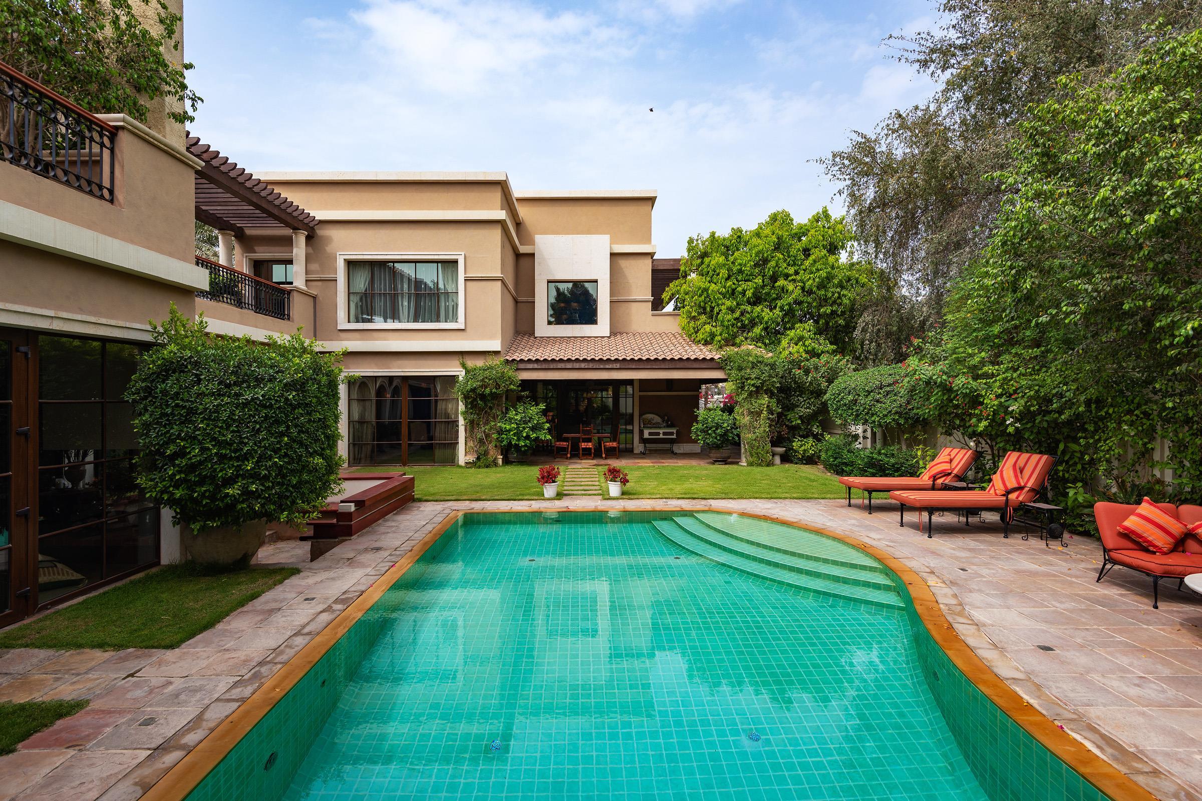 Exclusive Toscana Villa in Jumeirah