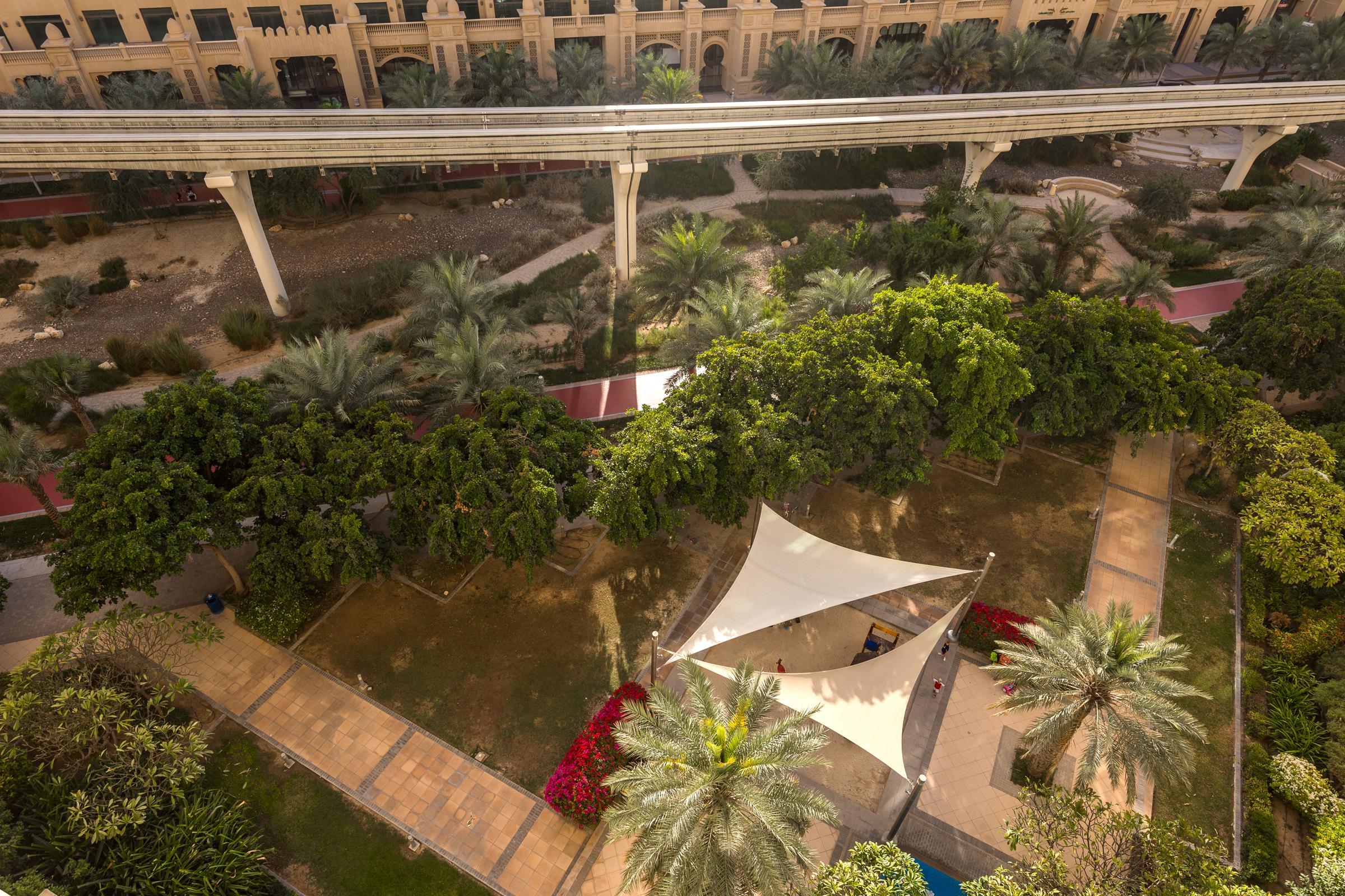 Park Facing 3BR | Upgraded | High Floor